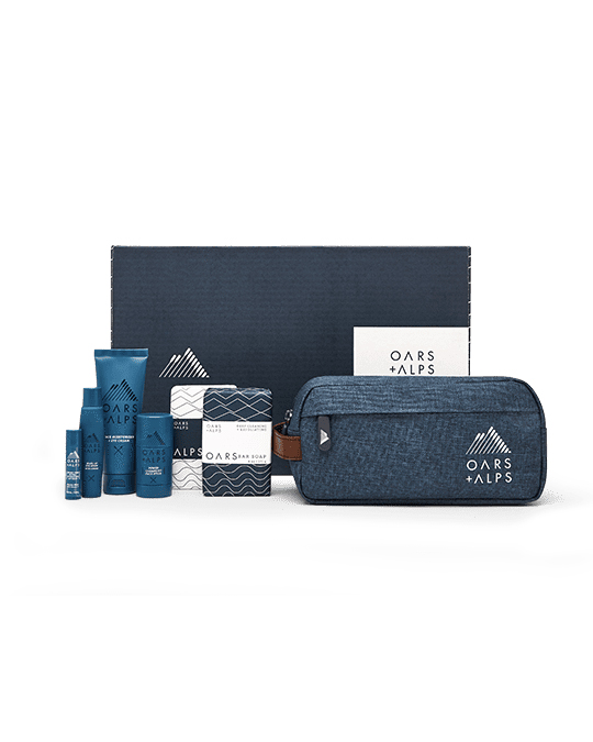 "Oars & Alps ""Oarsman Kit"" Skincare Set"