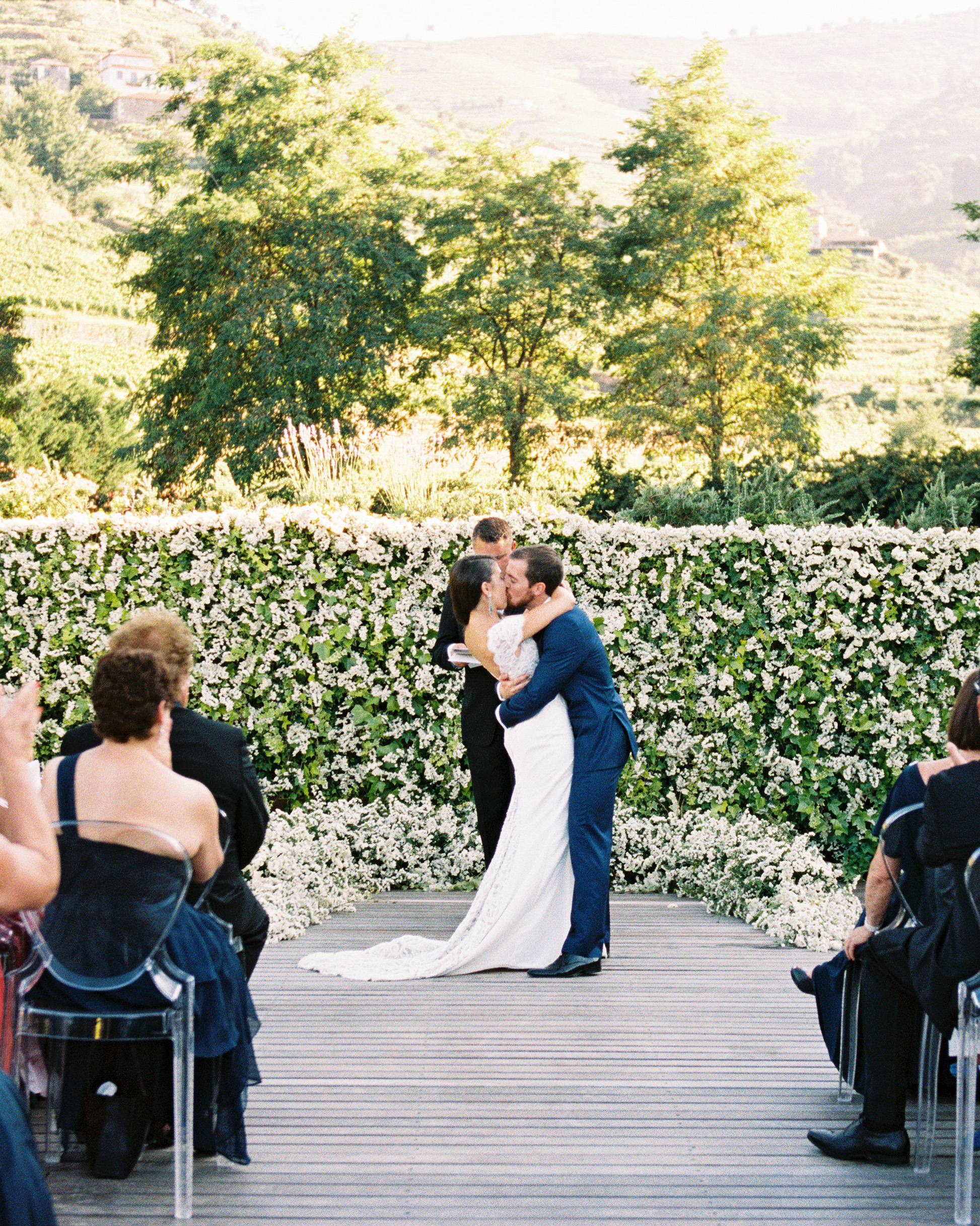 jeannette taylor wedding portugal ceremony