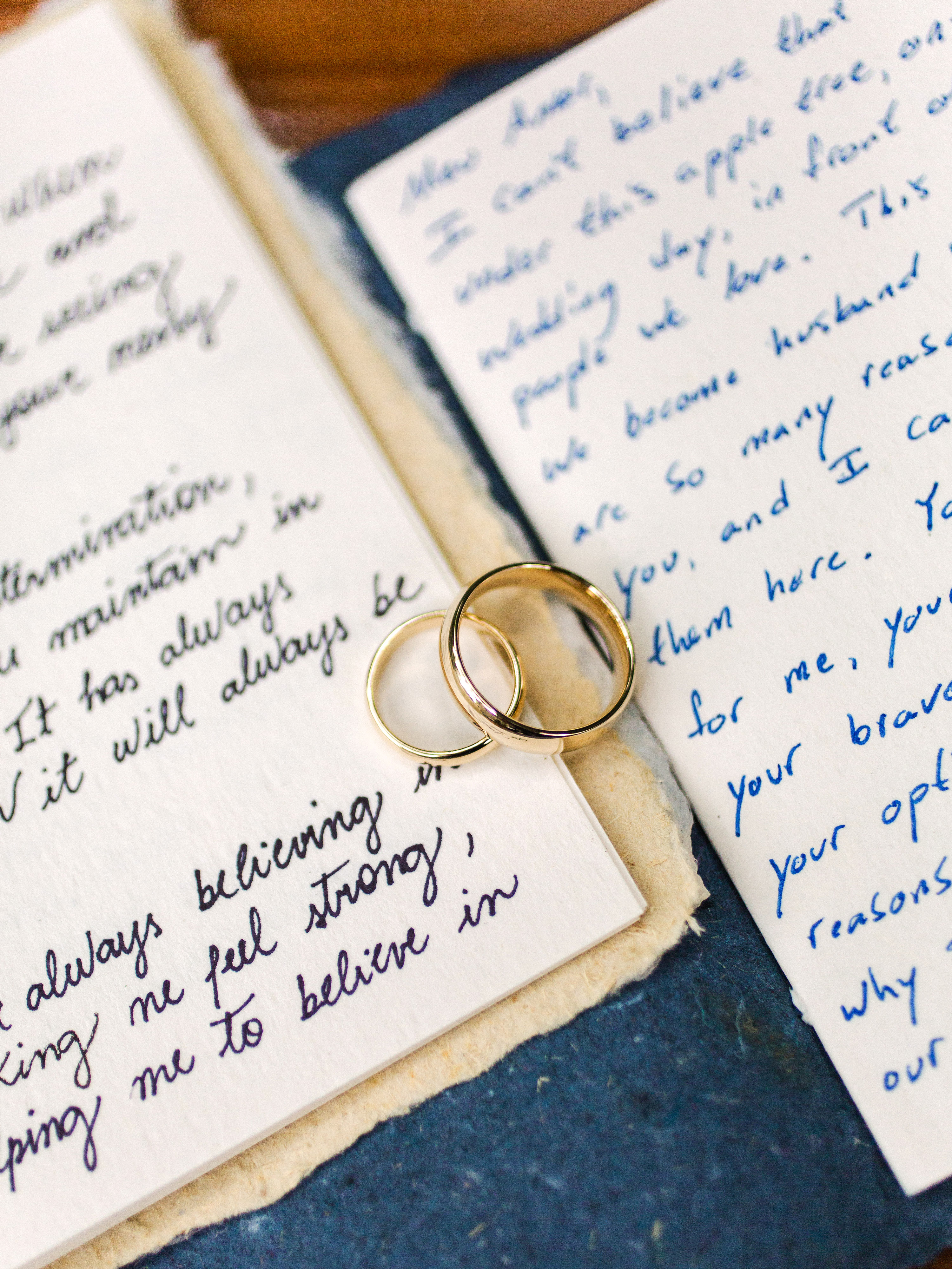 dayane collin wedding rings and vows