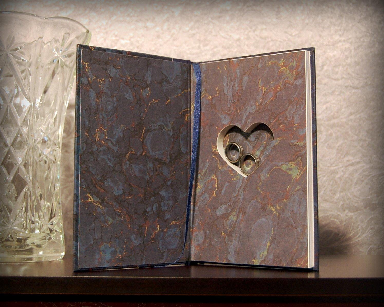 book ring box