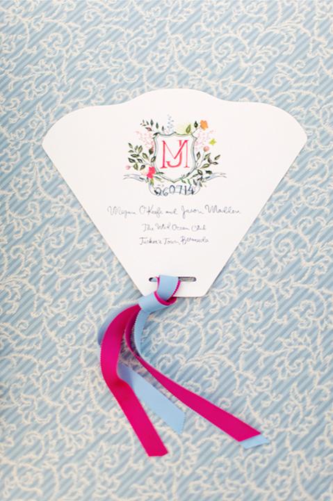 summer wedding details alison events stationary