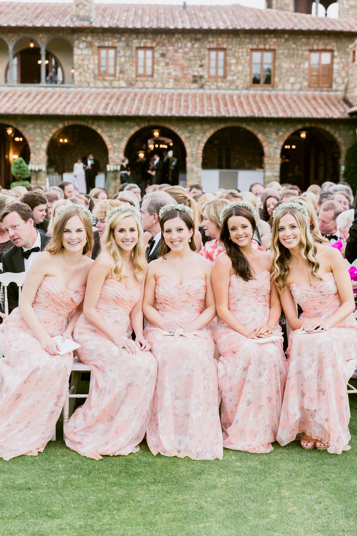Brooke and David's wedding - Bridesmaids