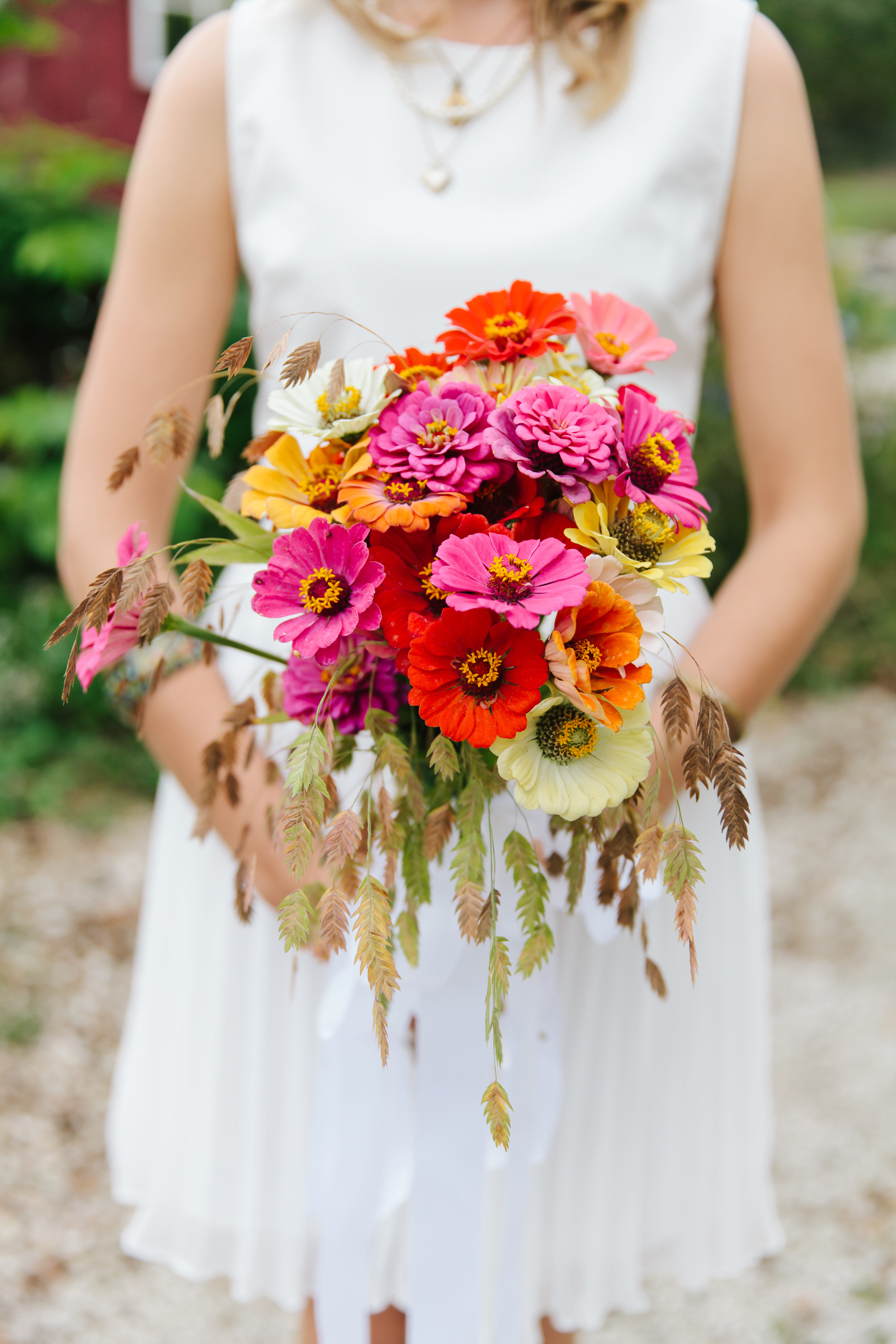 summer wedding bouquets cassidy parker smith