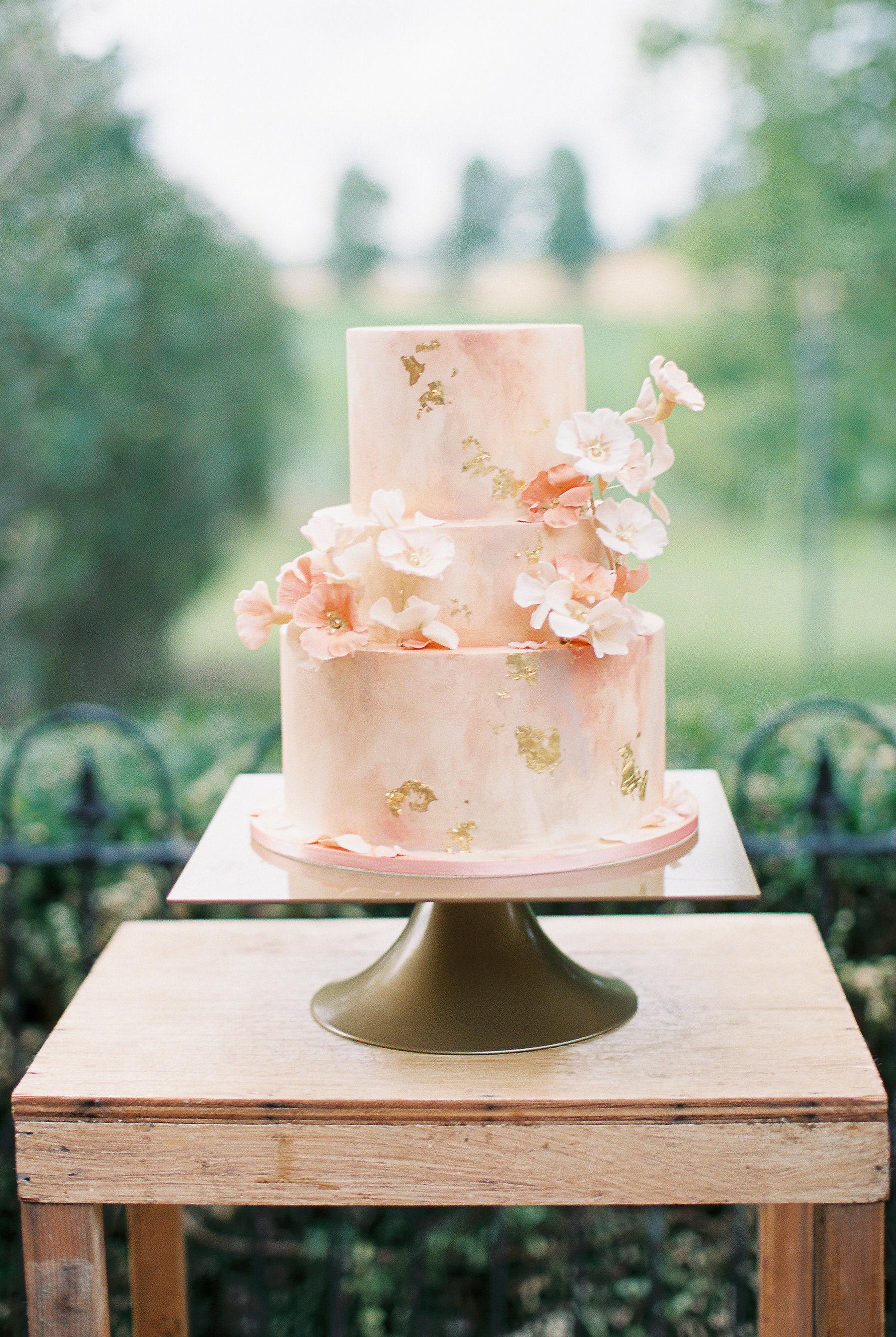sugar flower wedding cakes tracy burch