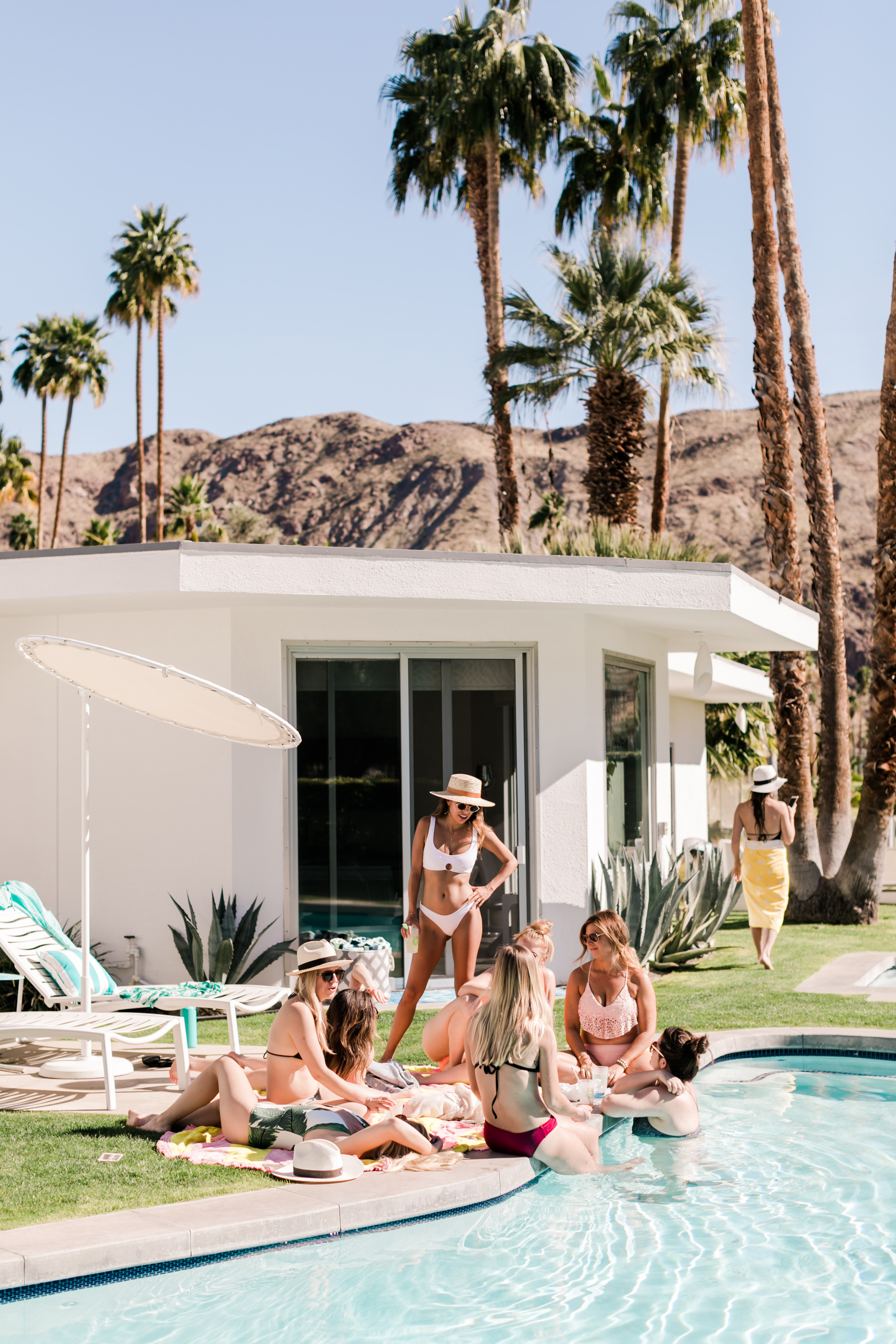 AirBnB Bachelorette Party Rental