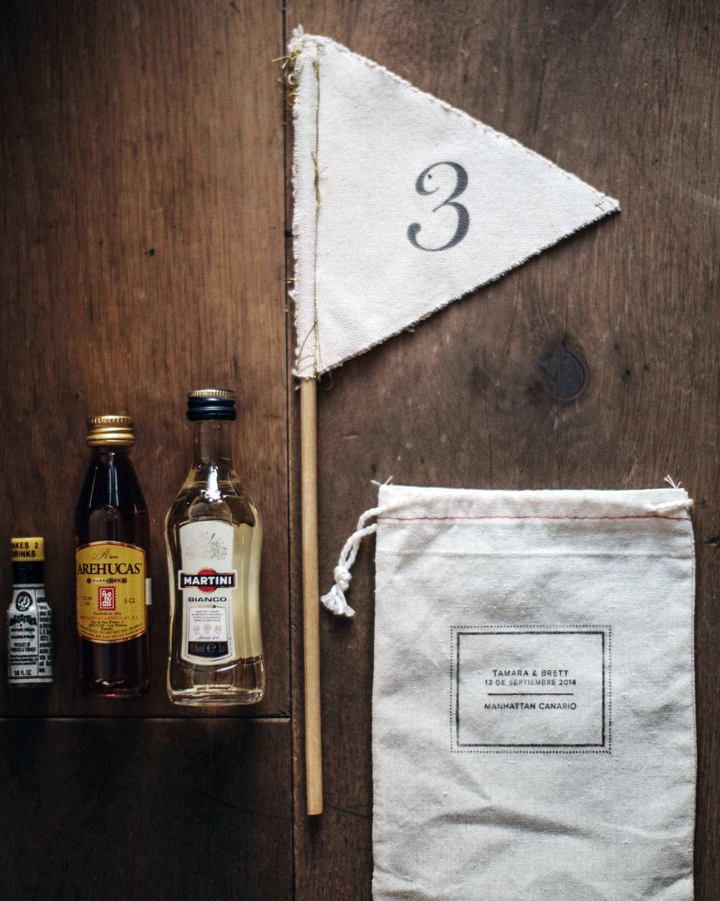 Cocktail Kit Wedding Favors