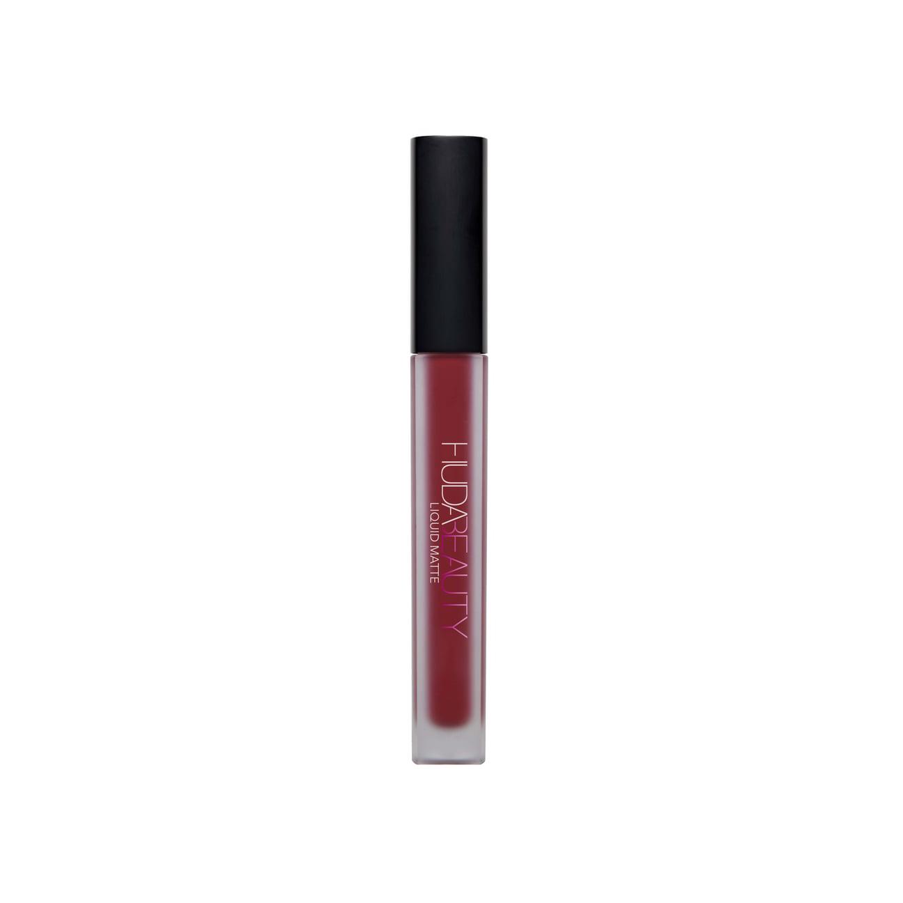 Huda Beauty Liquid Matte Lipstick in Cheerleader