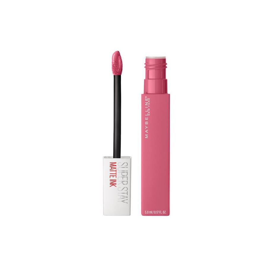 Matte Lipsticks for Brides, Maybelline Superstay Matte Ink City Lipstick