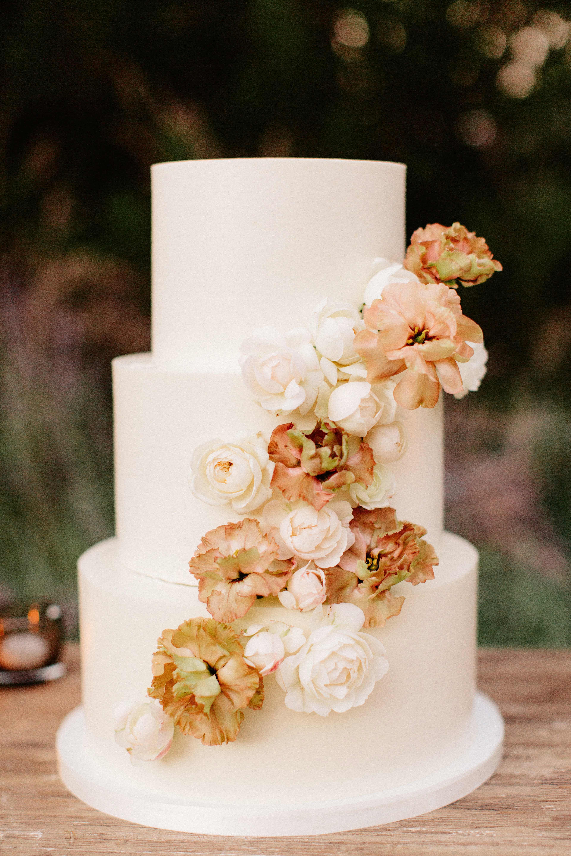 fall wedding cakes lauren scotti