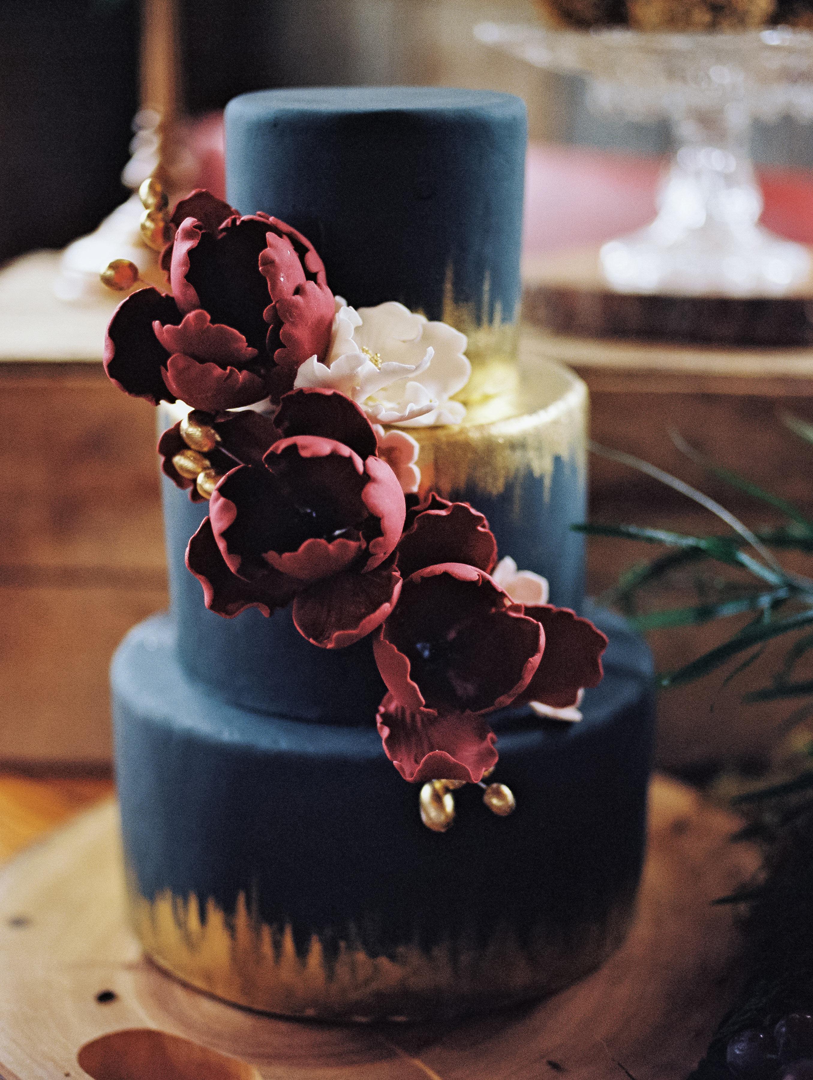 fall wedding cakes sonia bourdon