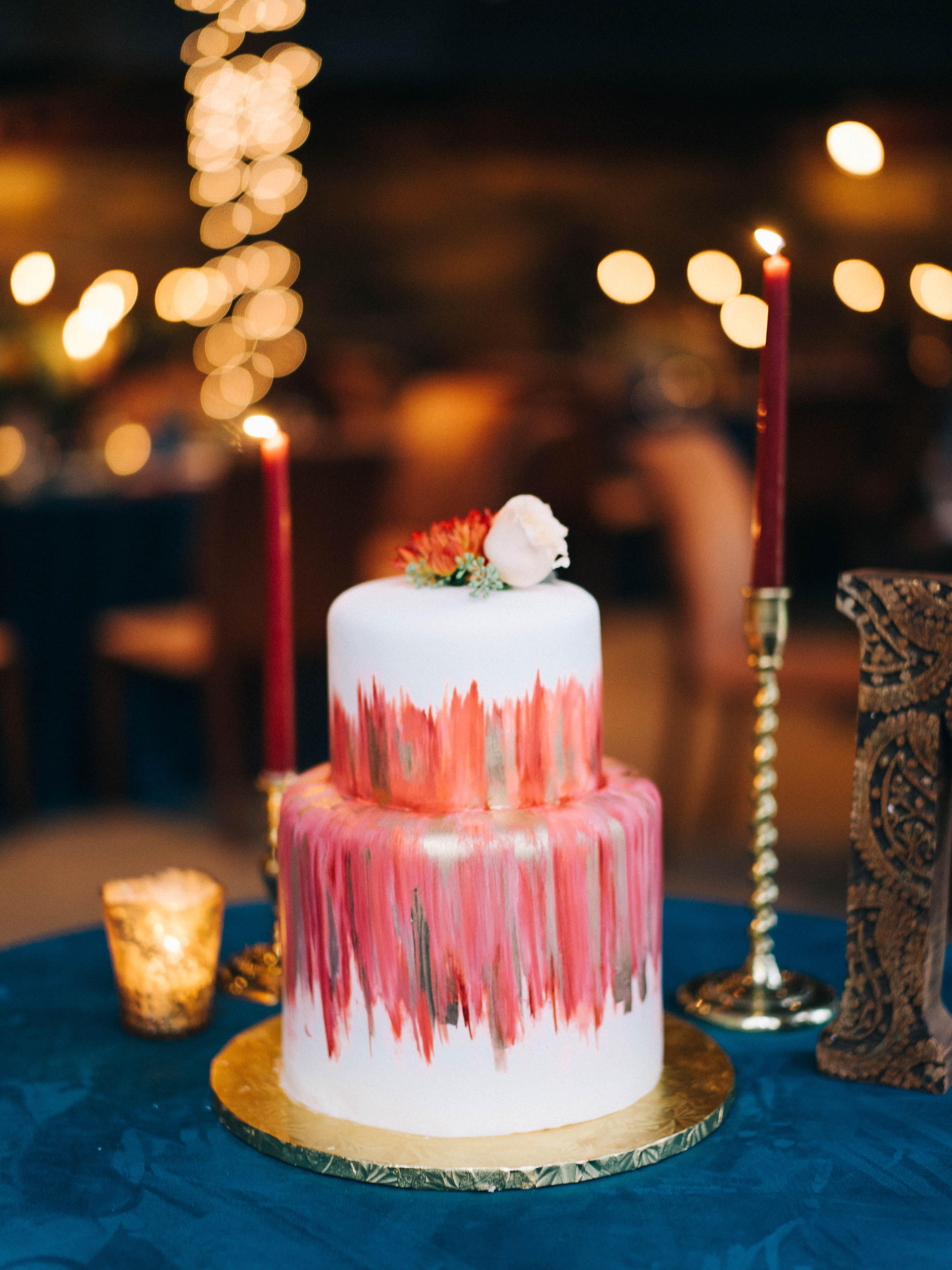fall wedding cakes sean cook weddings