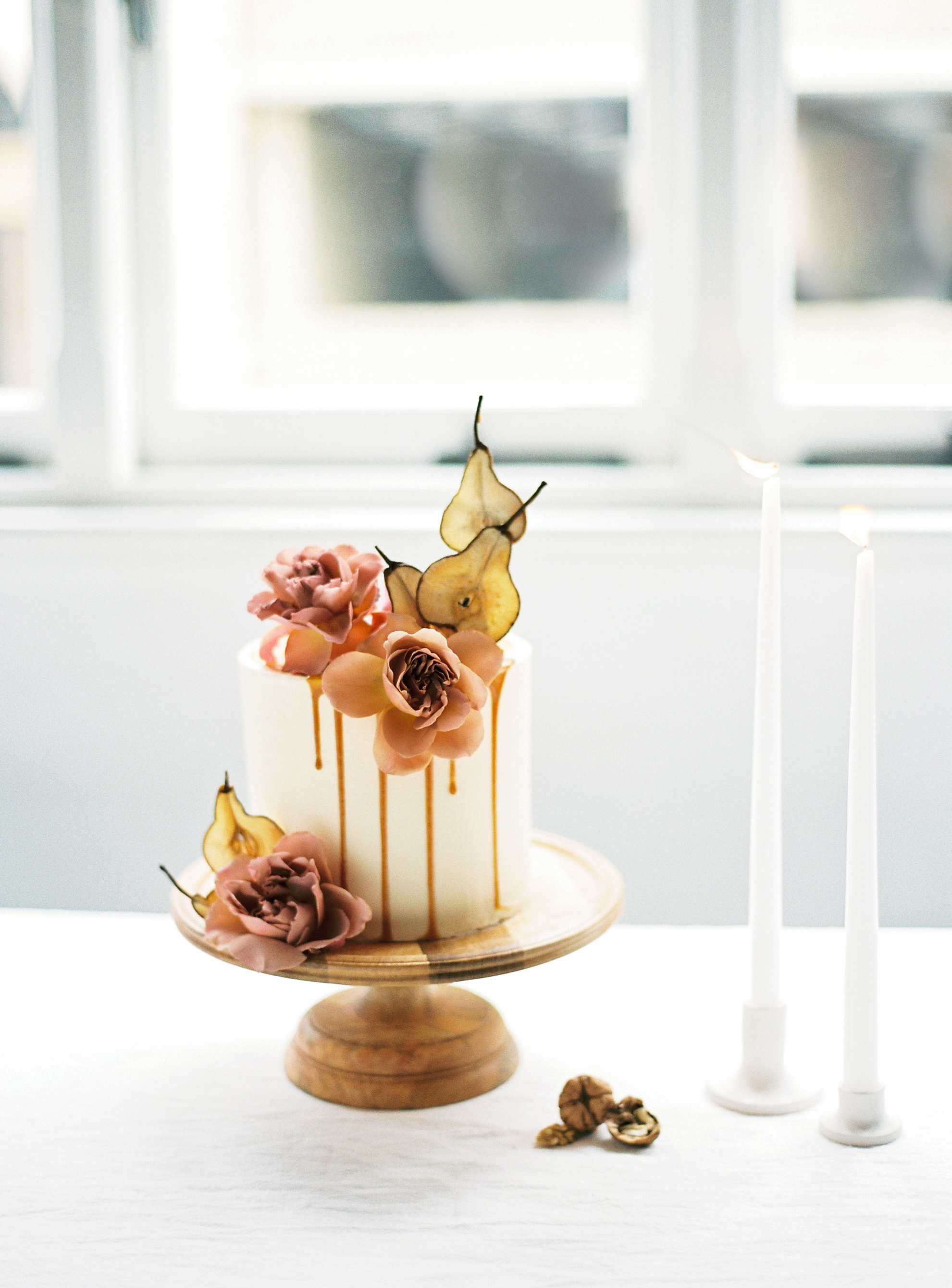 fall wedding cakes katie grant