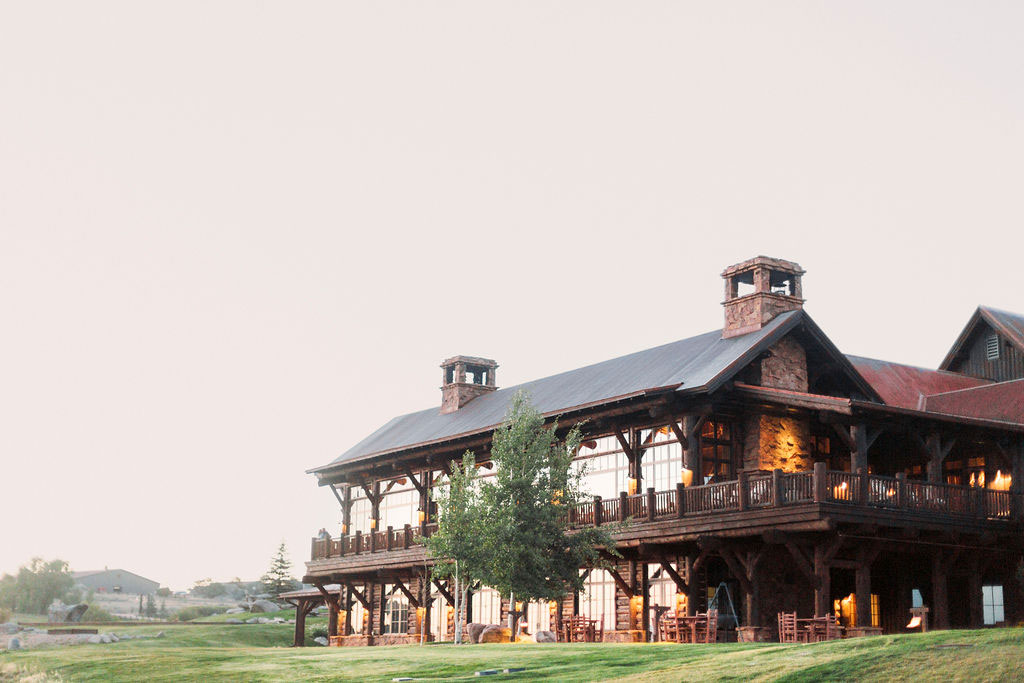 brush creek ranch exterior