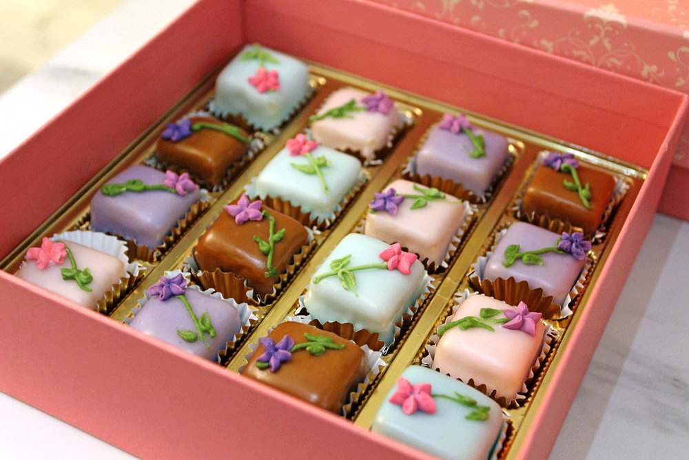 hostess gift guide petit fours