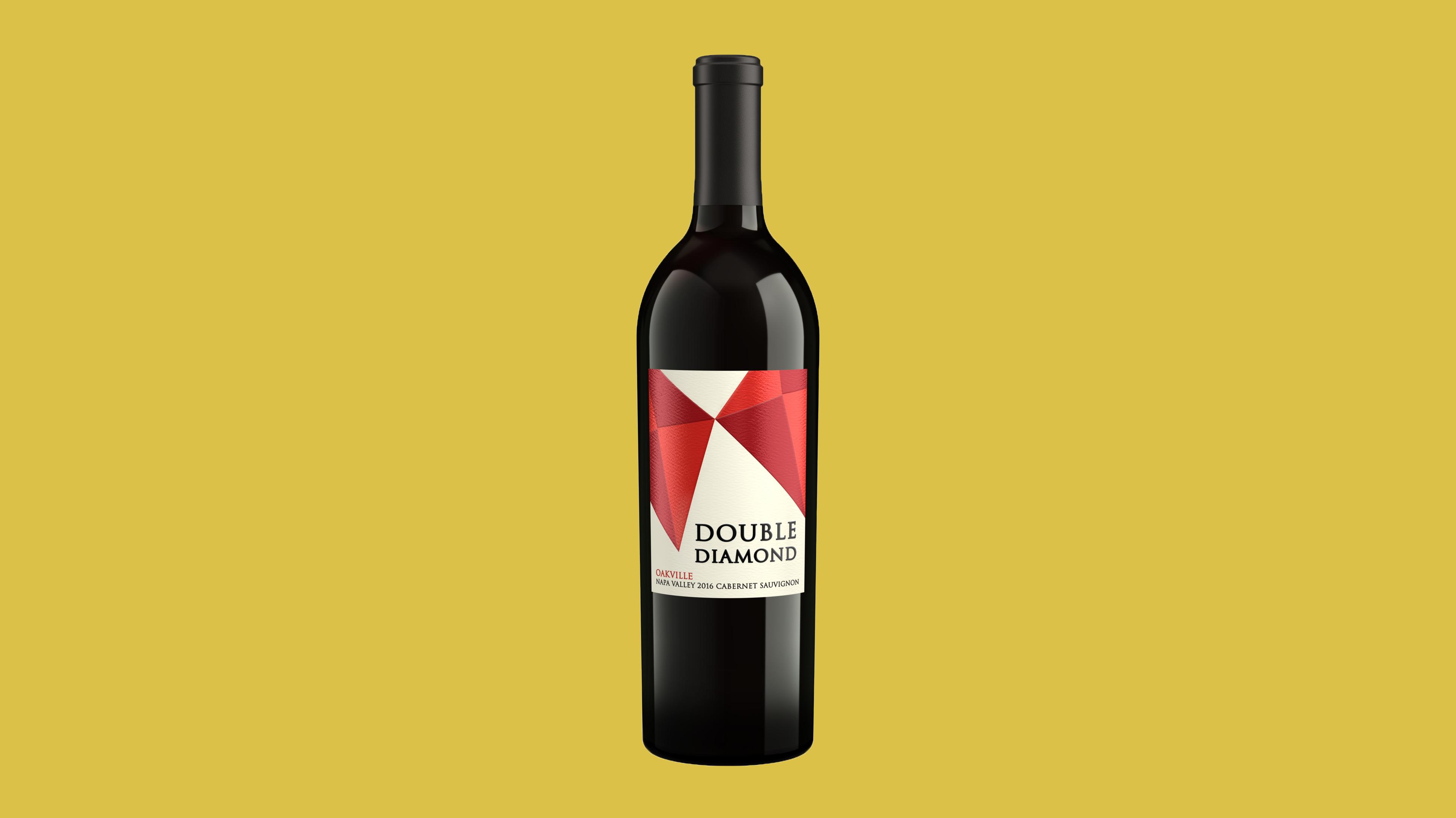 Double Diamond Oakville Cabernet Sauvignon 2016 wine