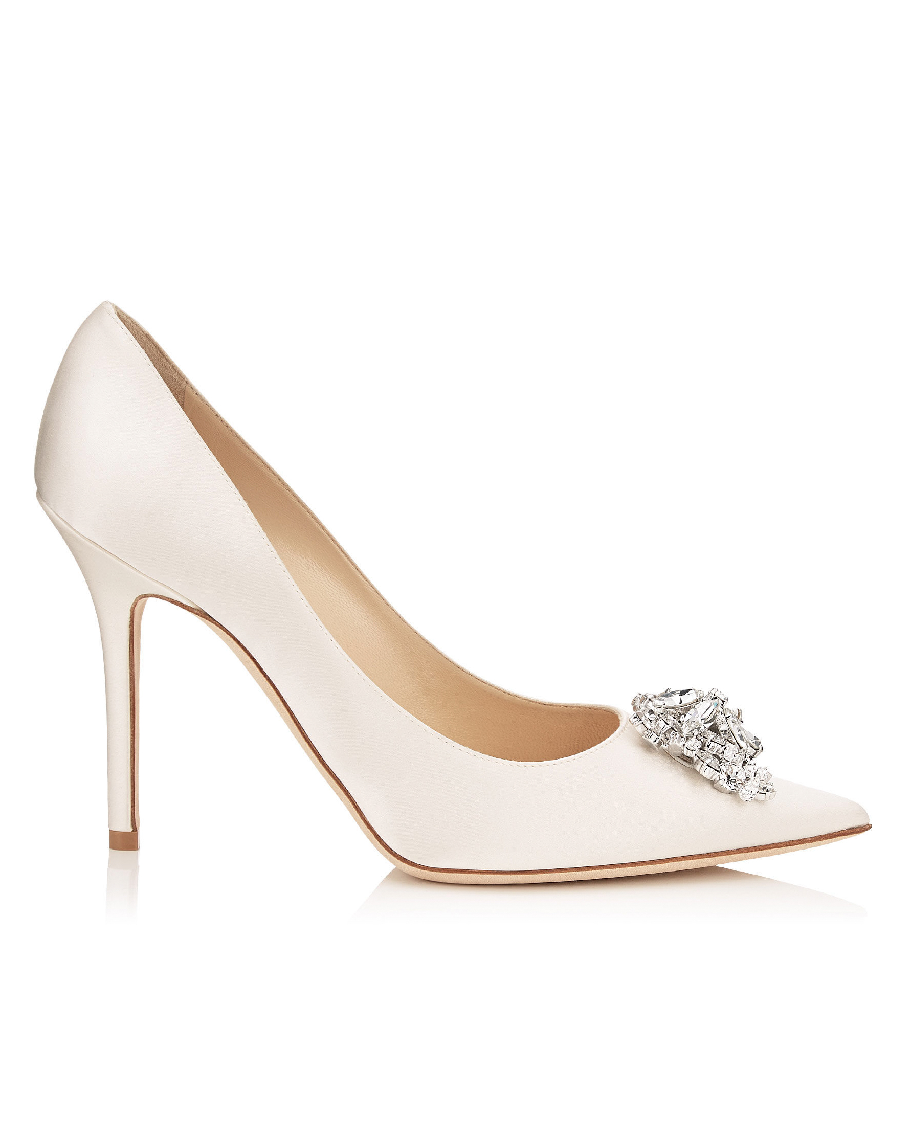 Pumps With Crystal Details