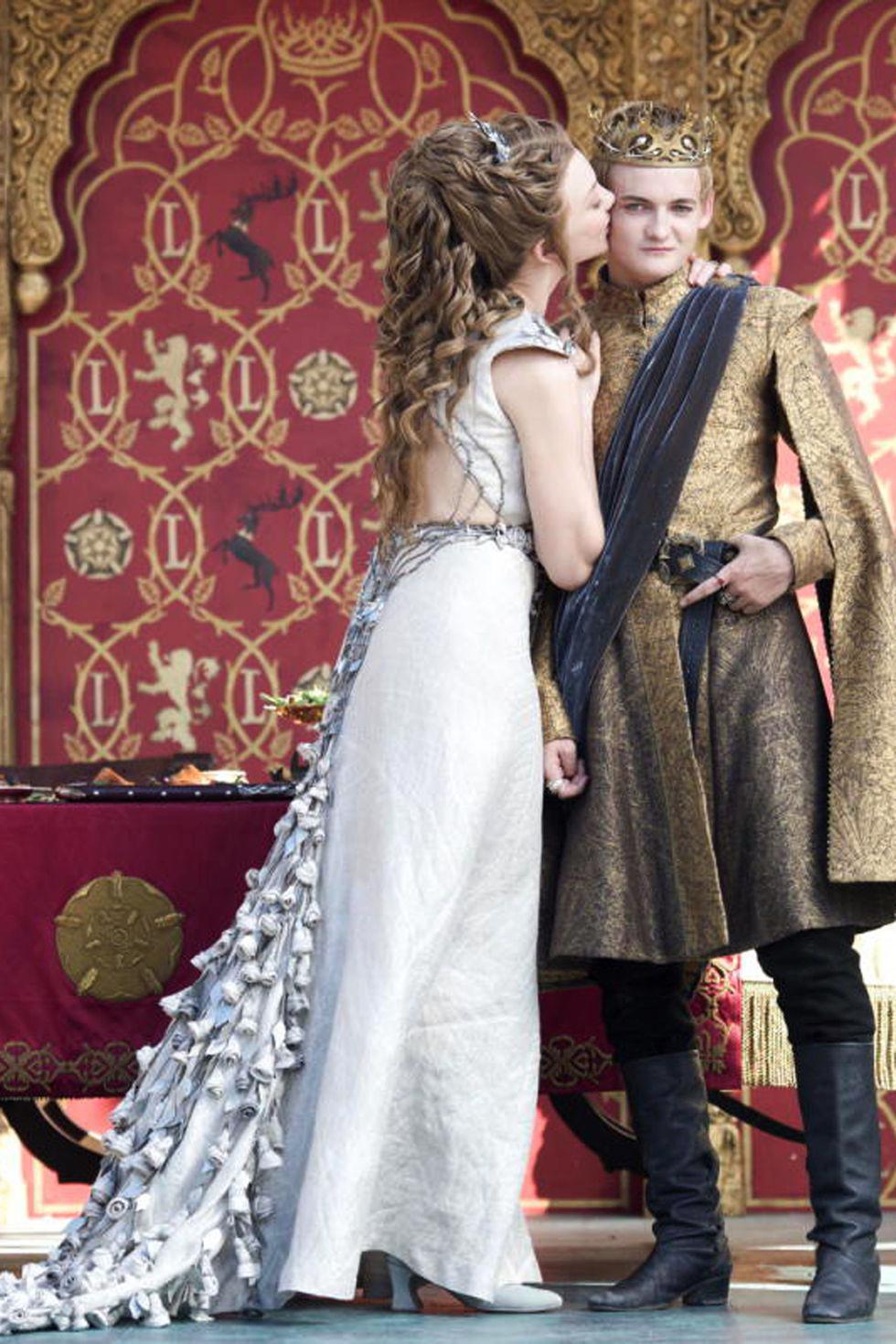 tv wedding dresses maergery tyrell game of thrones