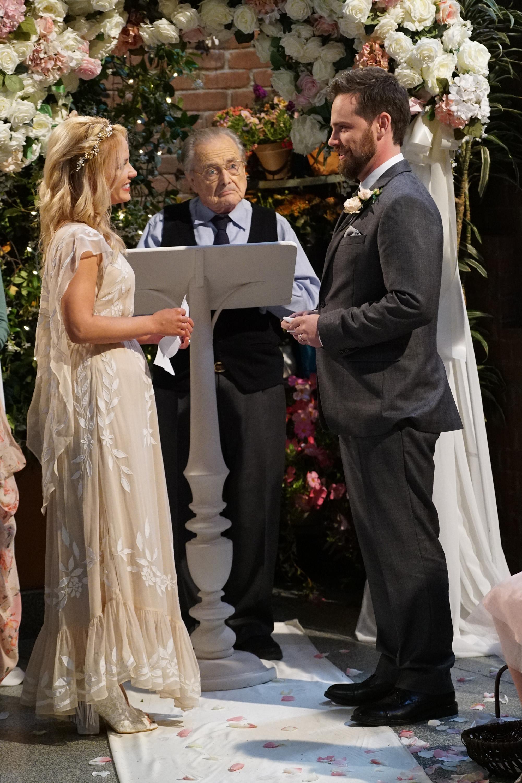 Shawn Hunter and Katy's wedding in Girl Meets World
