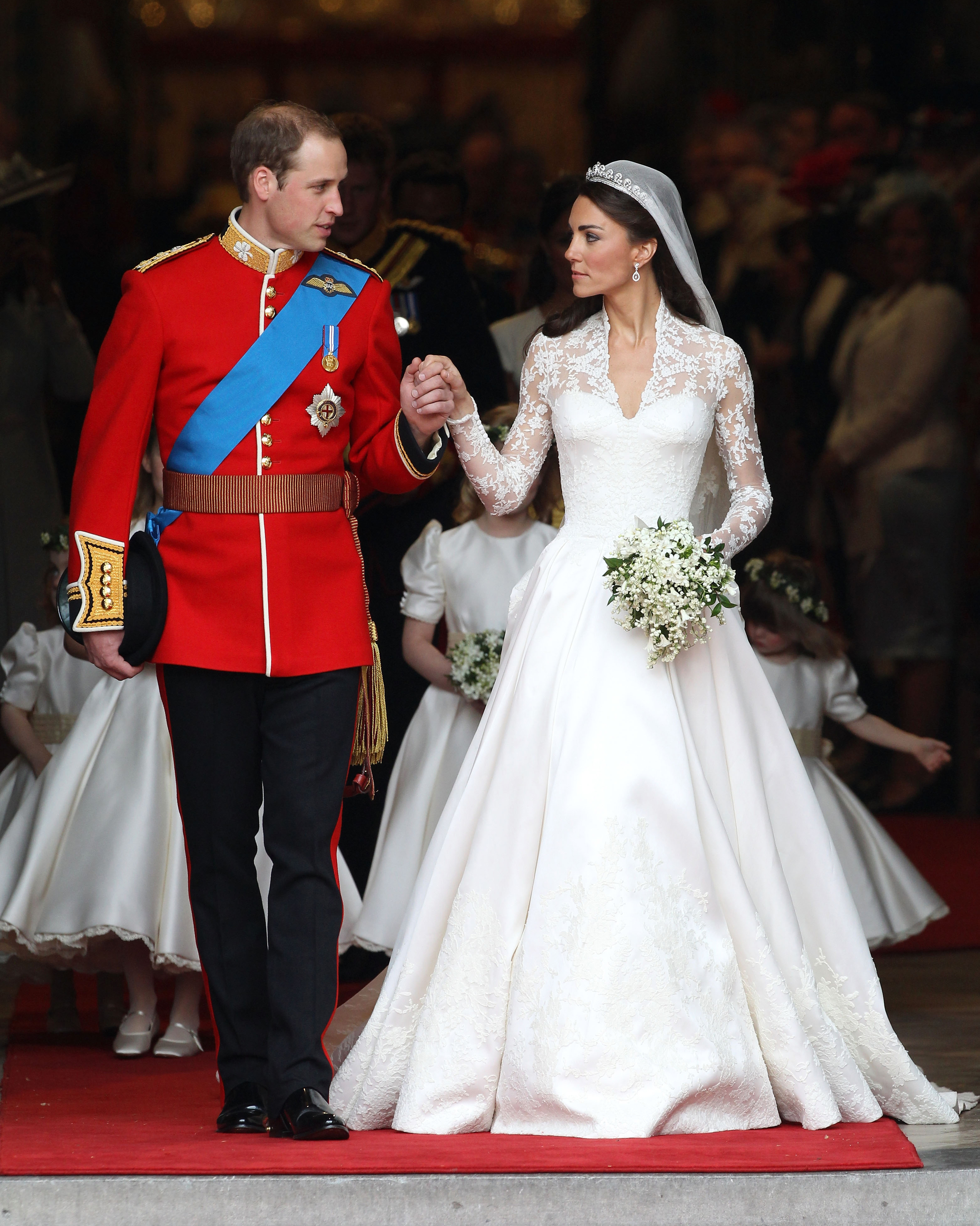 10 Royal Traditions To Steal For Your Own Wedding Martha Stewart