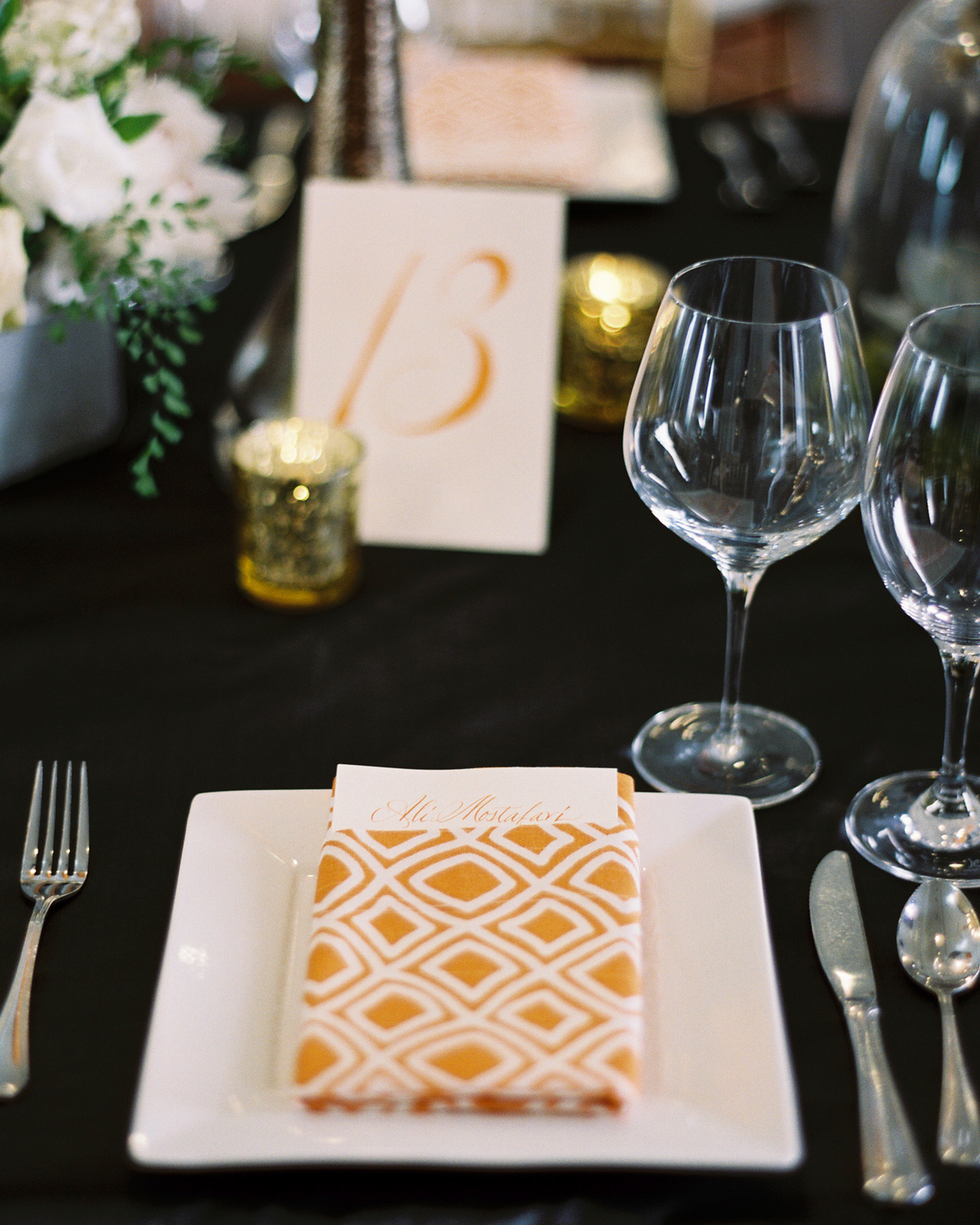 Splurge: Dinner Napkins