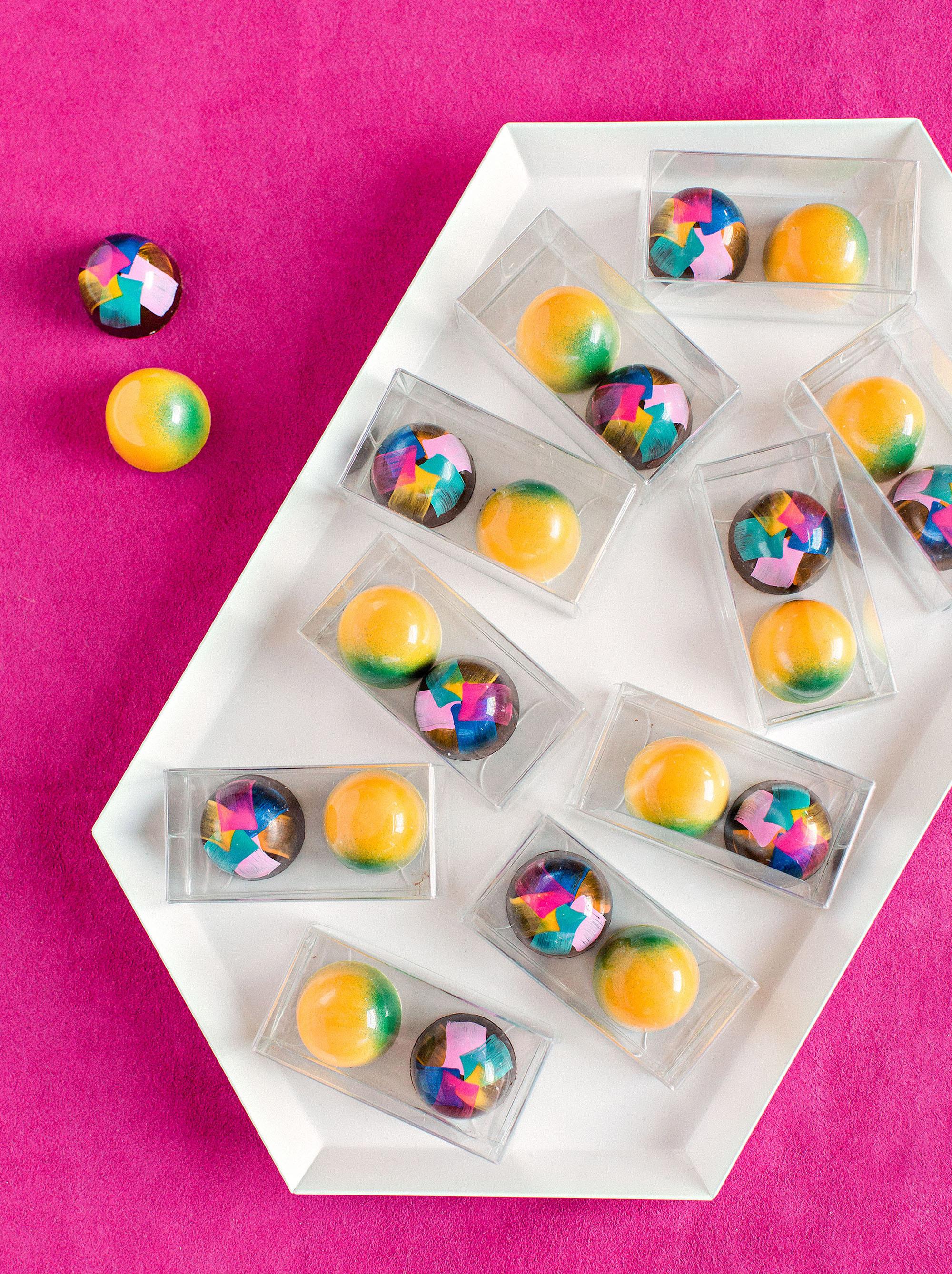 risa ross wedding brooklyn new york bonbons