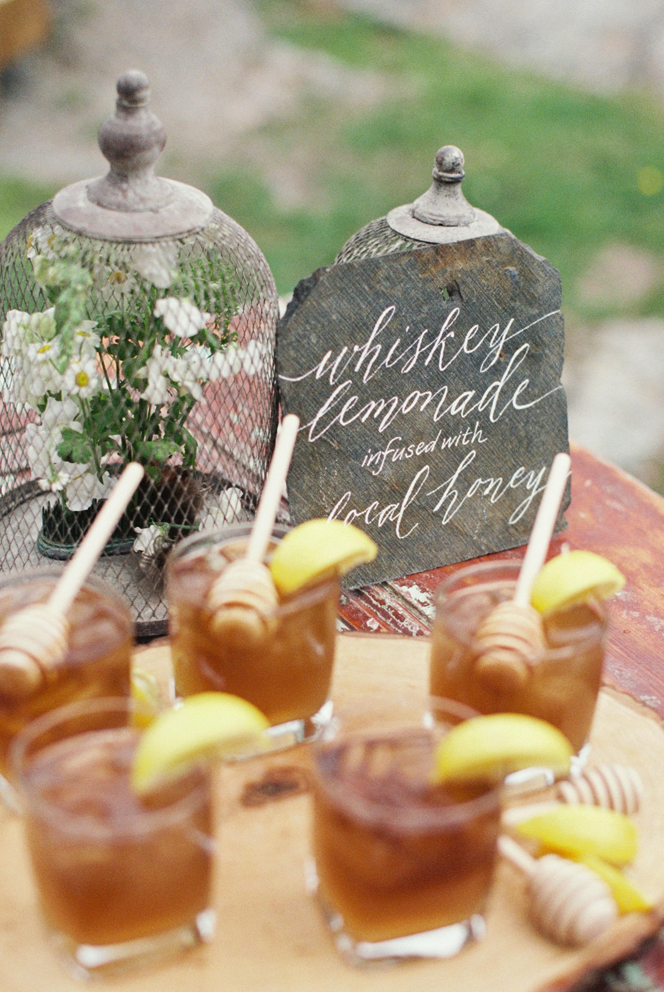 honey stirrer swizzle sticks