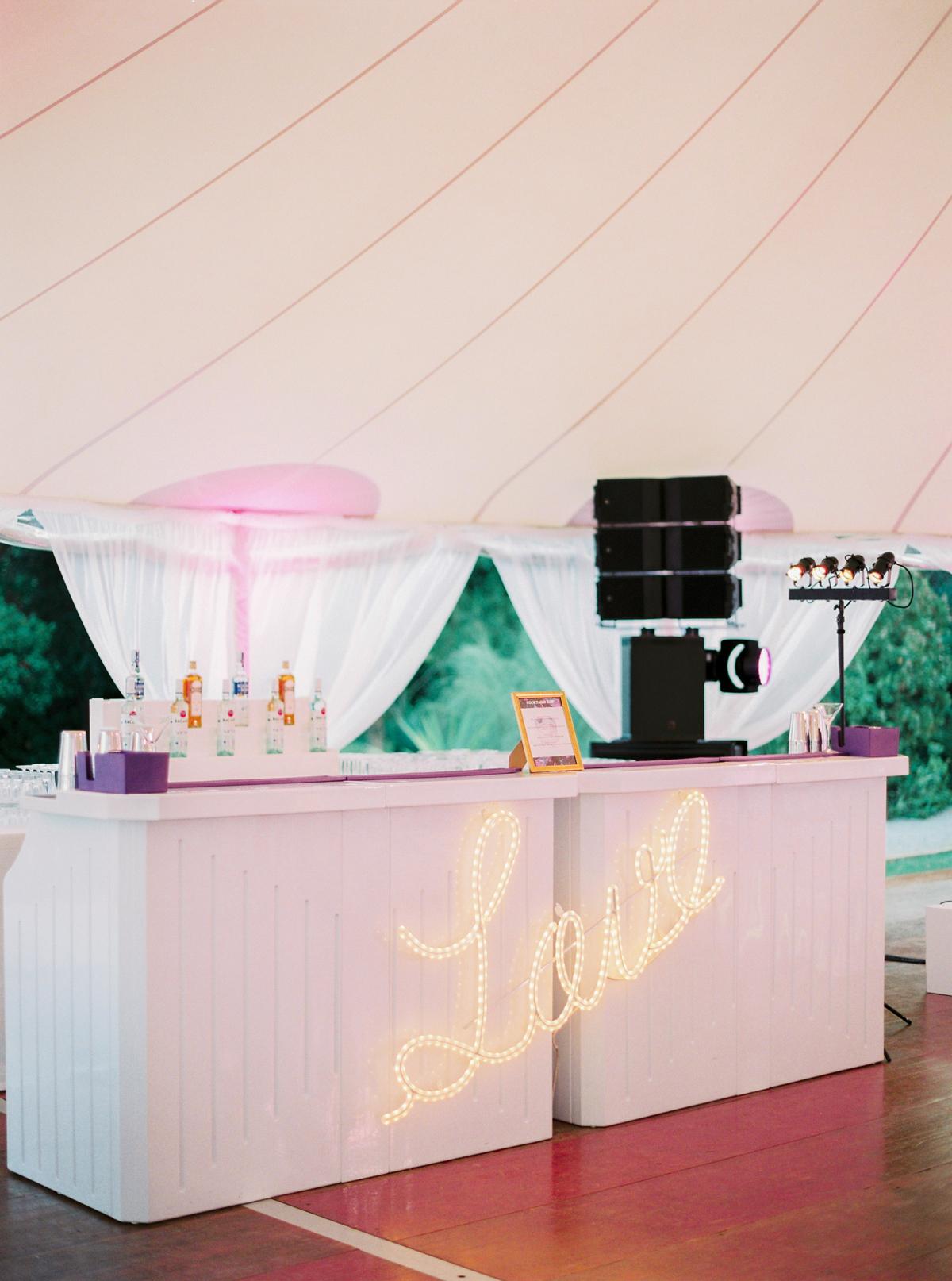 stephanie nikolaus wedding bar