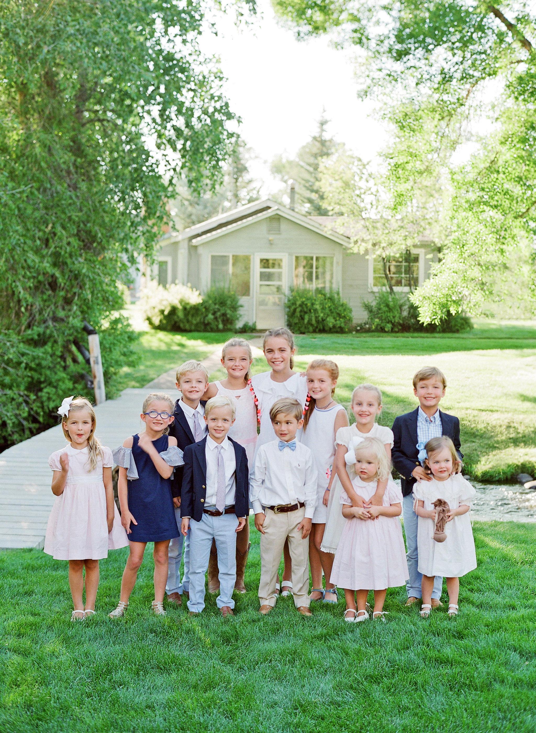 bessie john wedding kids