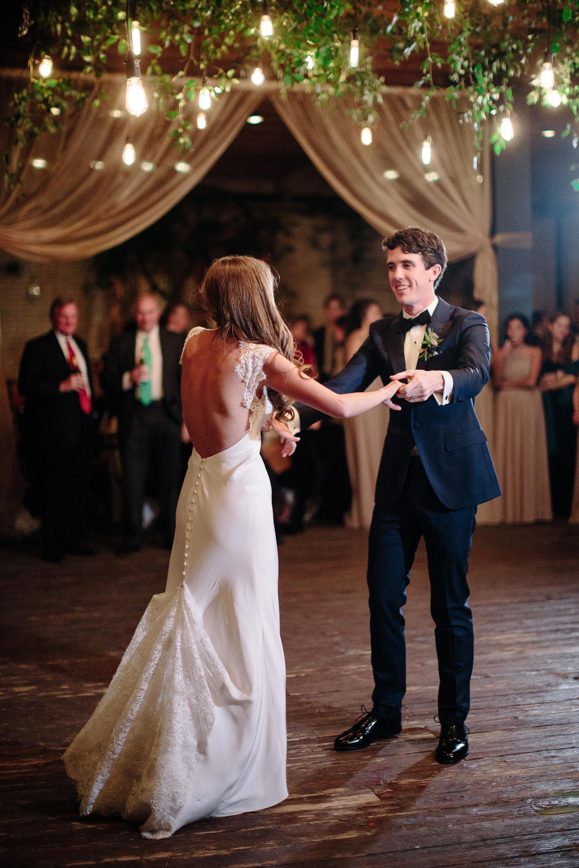 afton travers wedding firstdance