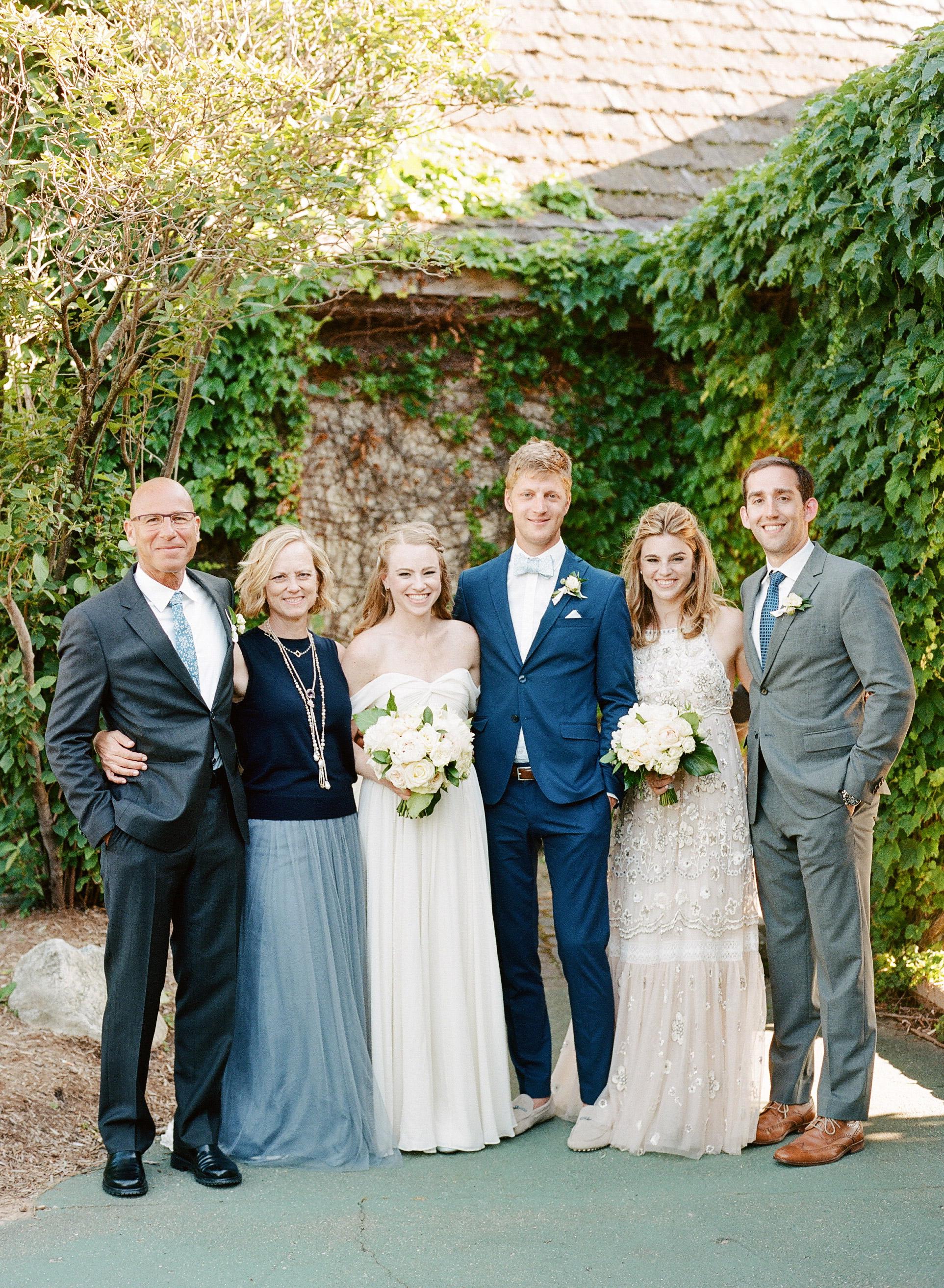 izzy tom wedding family