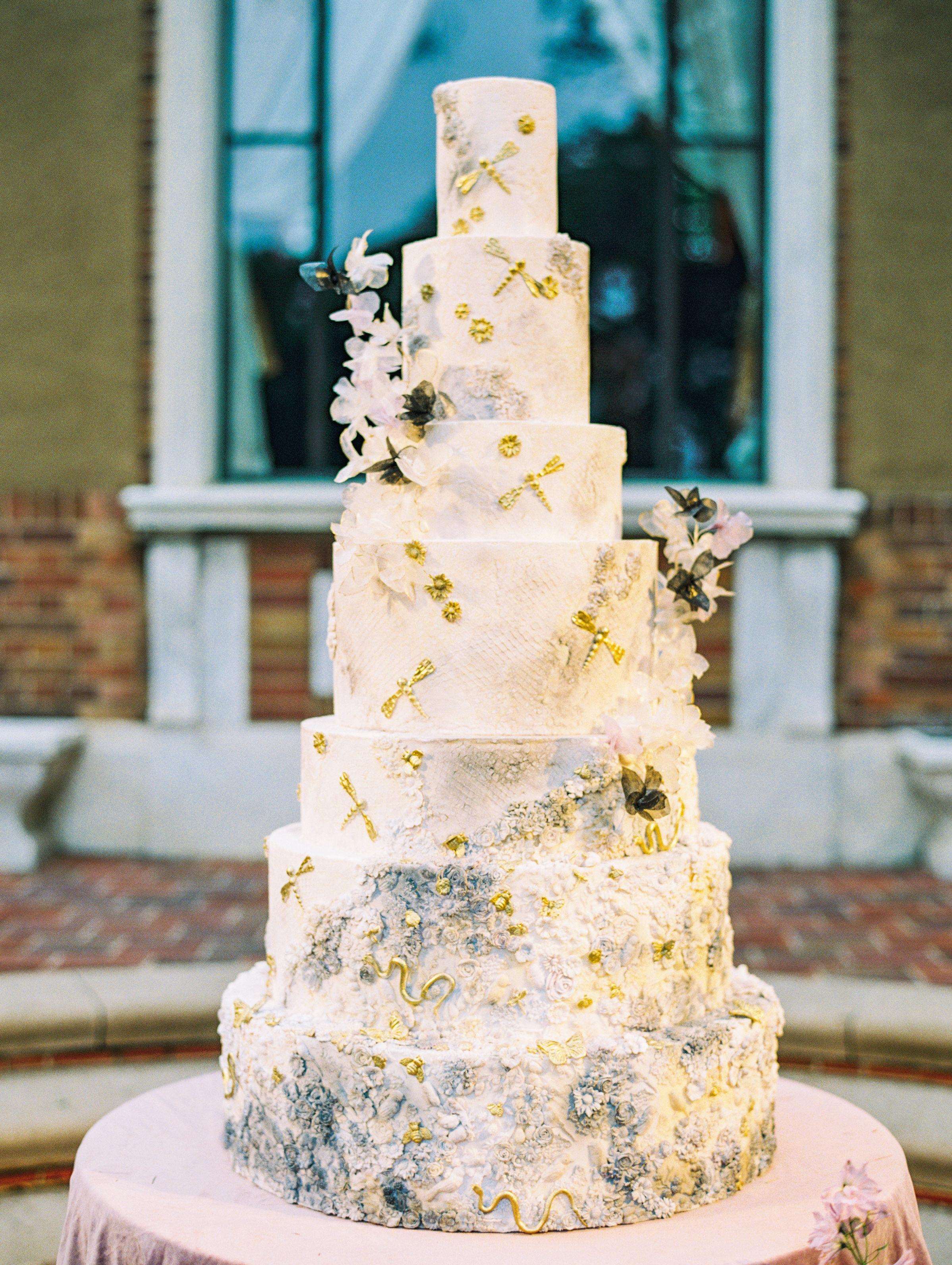 jamie and michael wedding cake