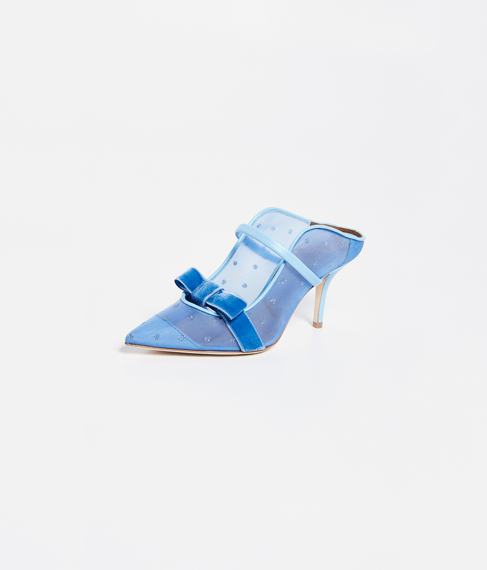 """Malone Souliers """"Marguerite"""" Mules"""