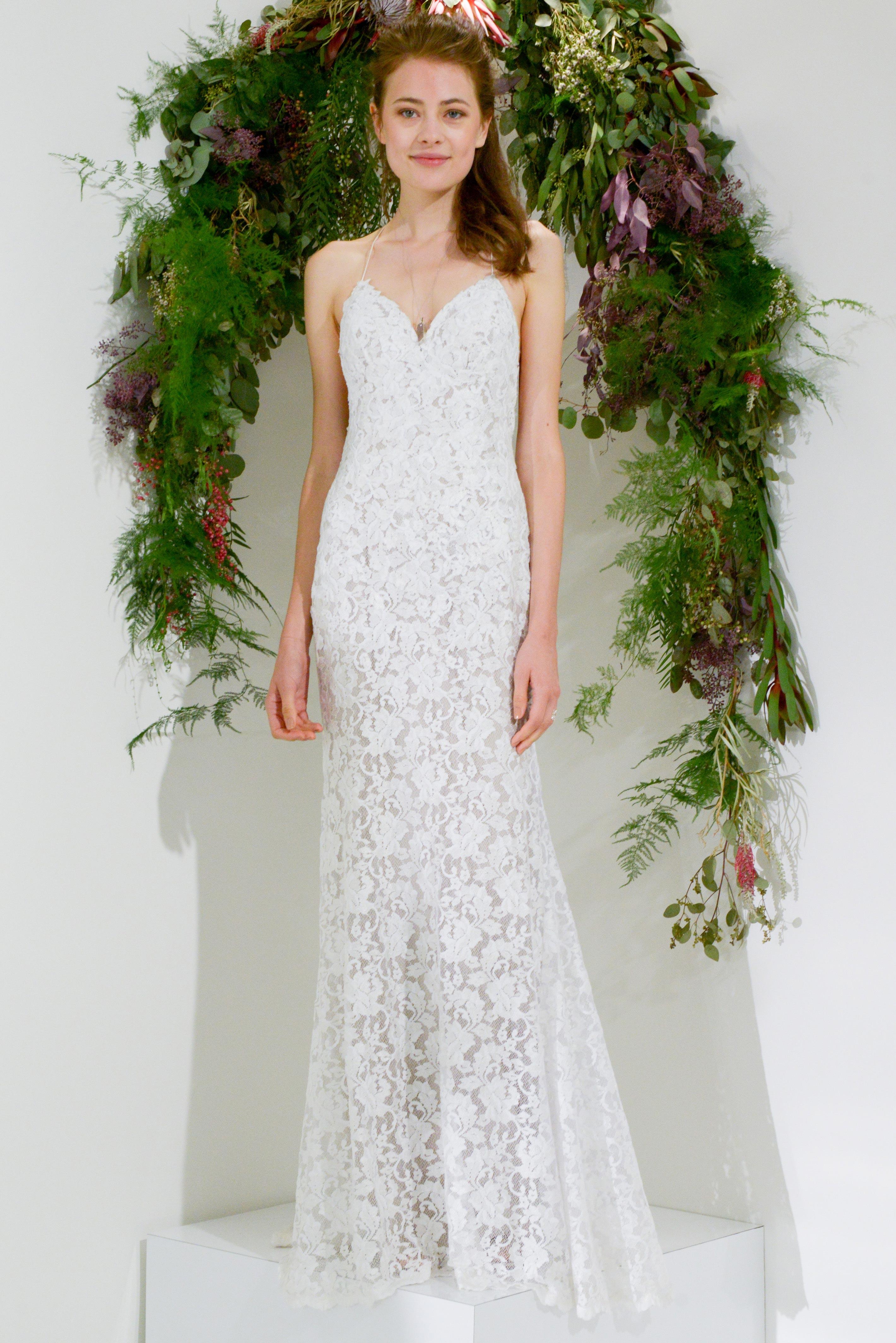Watters Wedding Dresss Fall 2017