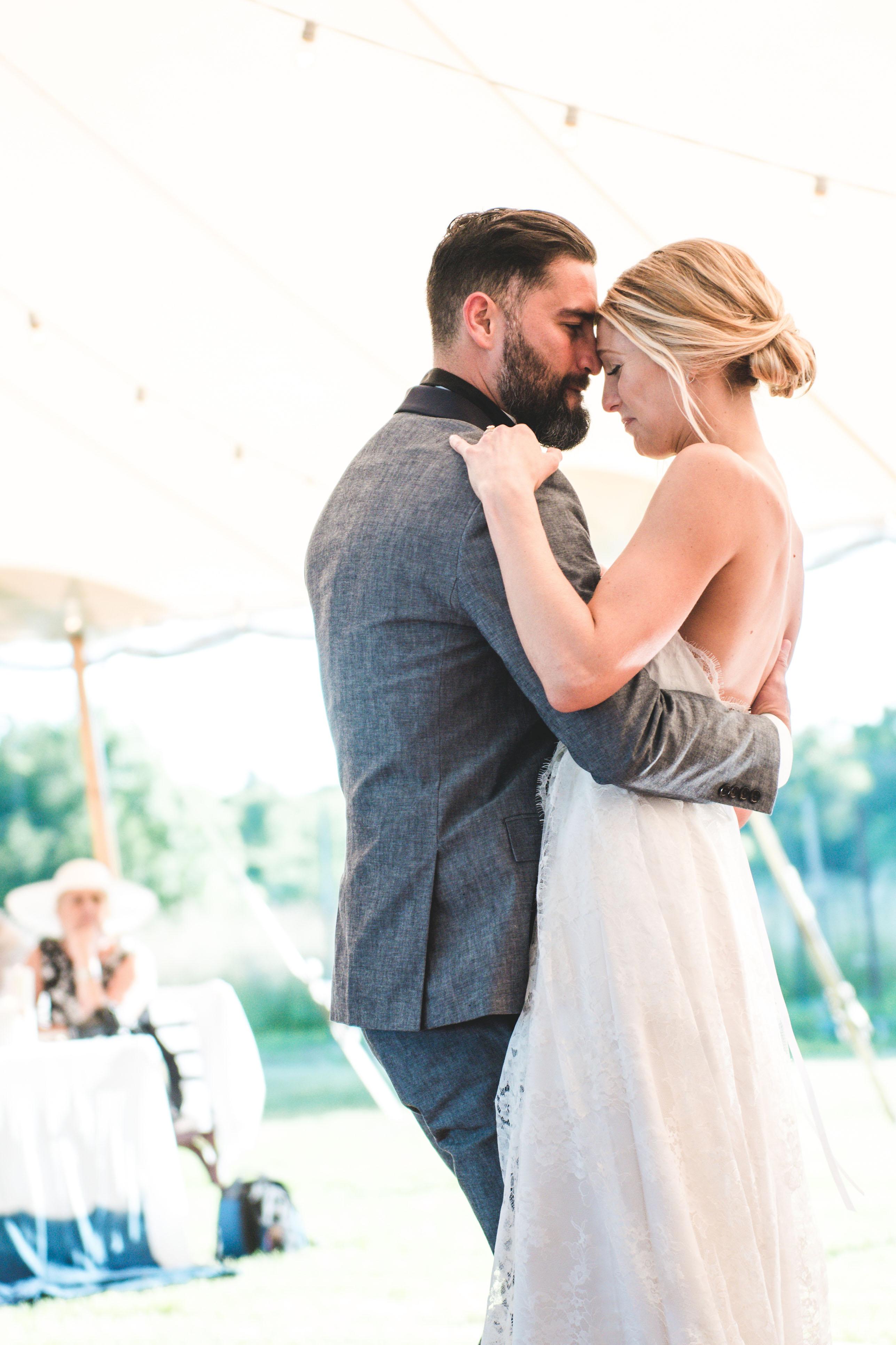 katie simon wedding first dance