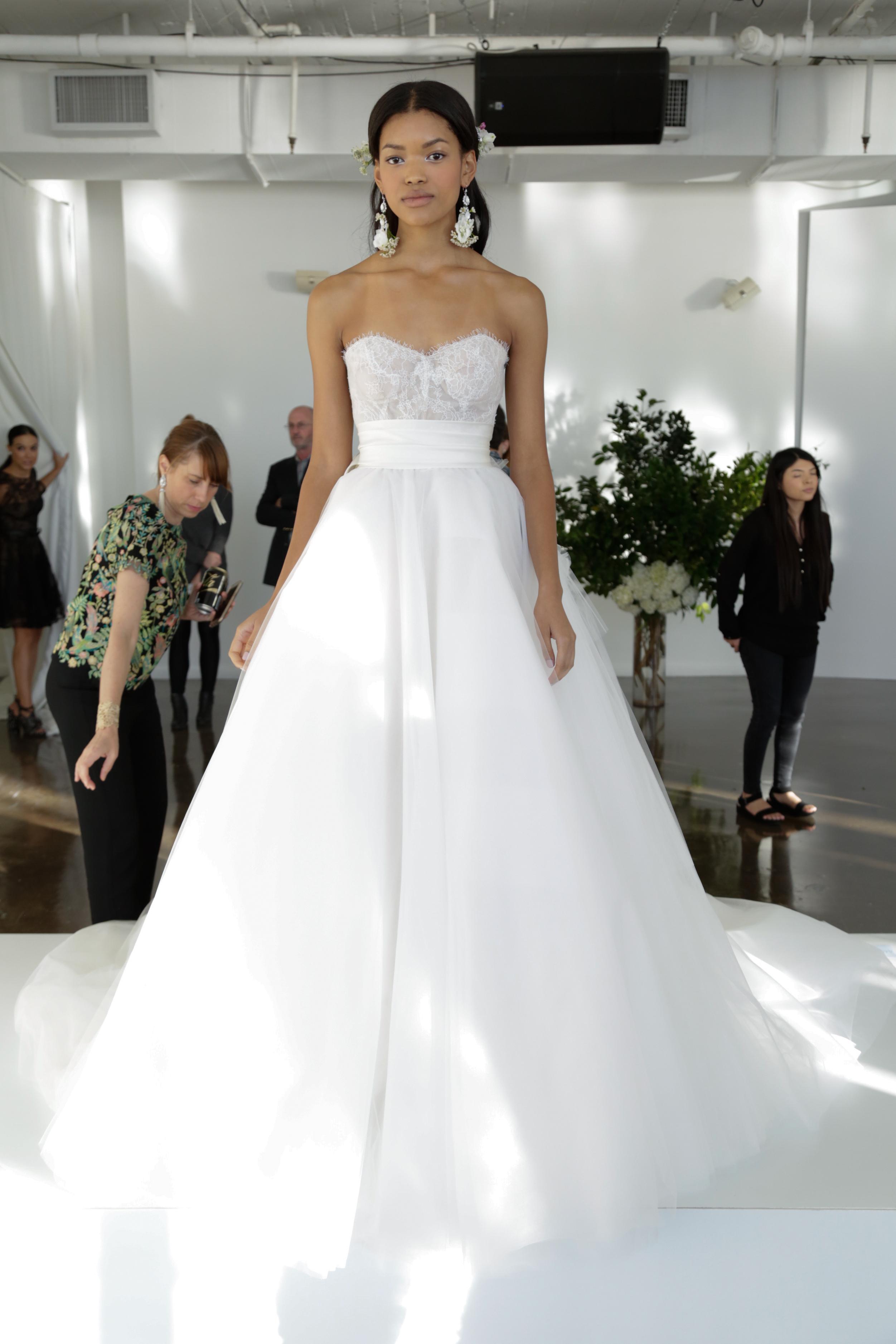 Marchesa wedding dress 3 Fall 2017
