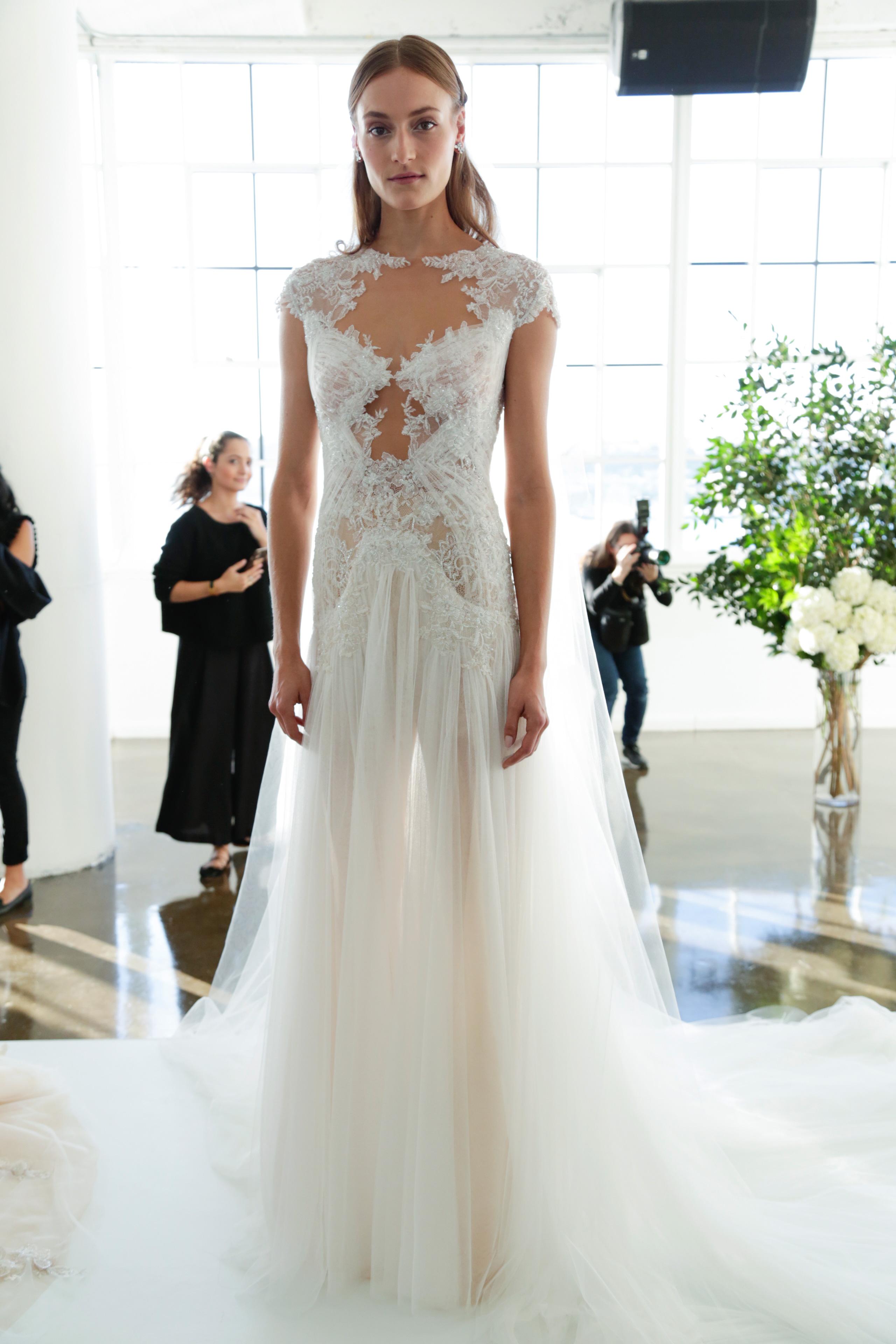 Marchesa wedding dress 8 Fall 2017