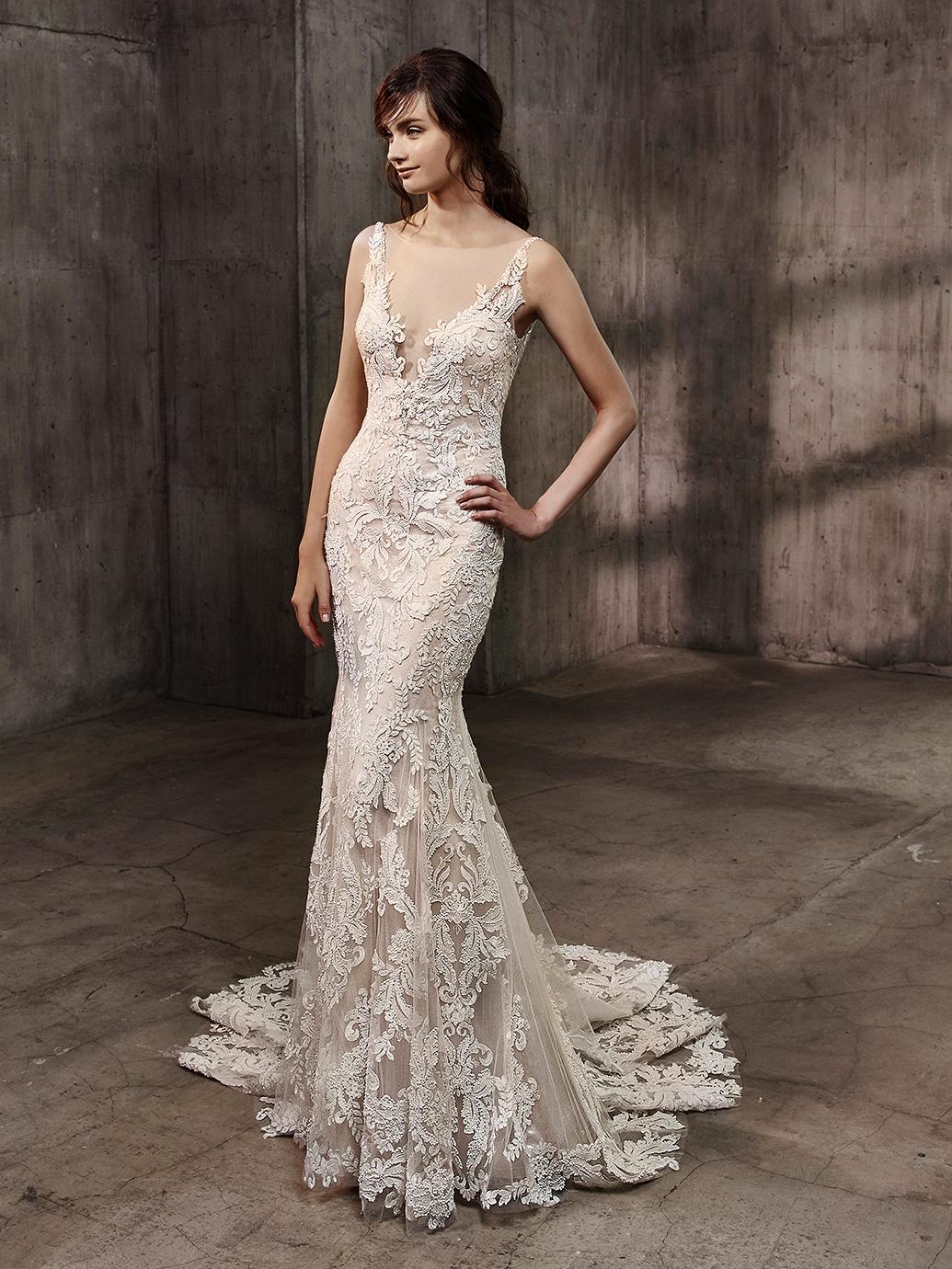 Badgley Mischka 2017 Wedding Dress Collection