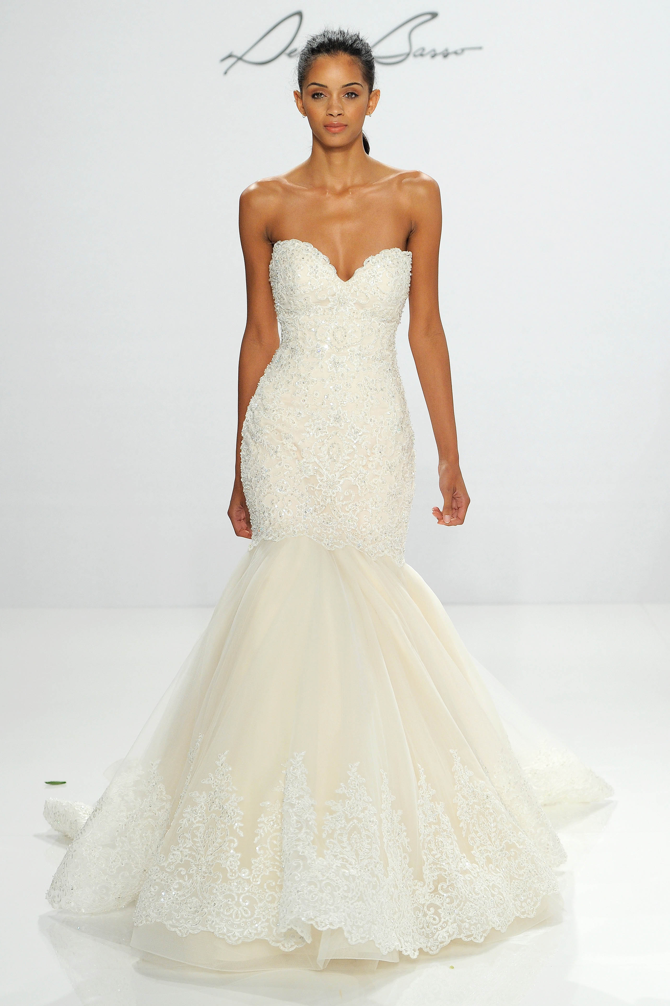 Dennis Basso Fall 2017 Wedding Dress Collection