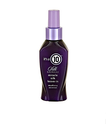 It's A 10 Miracle Silk Leave In