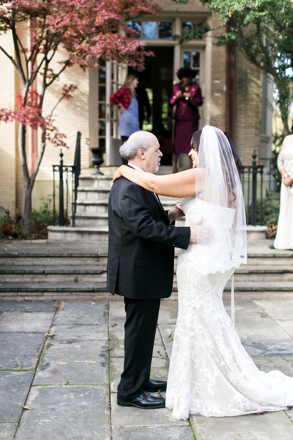 yolanda cedric wedding dad dance