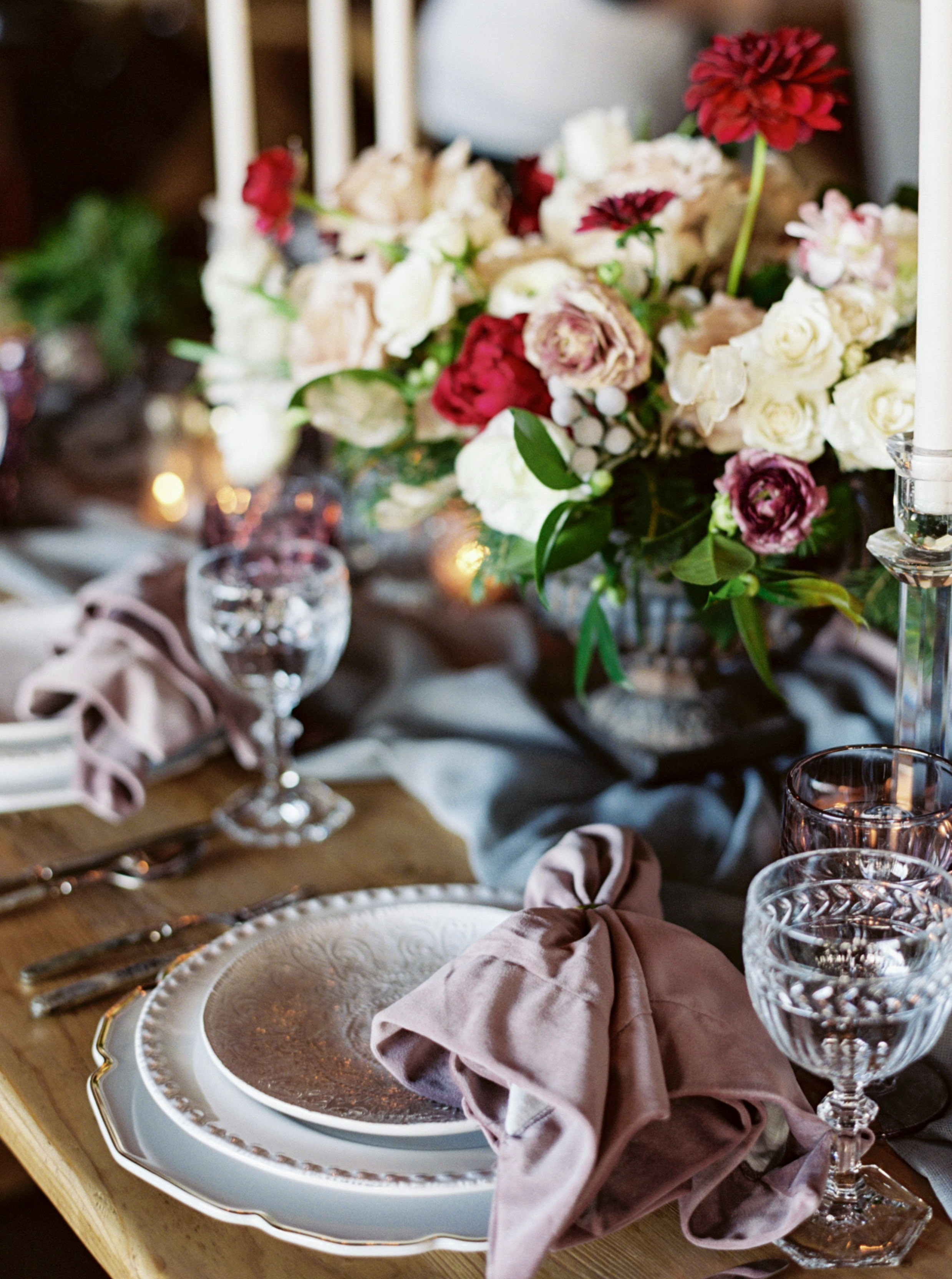 velvet wedding ideas simply sarah