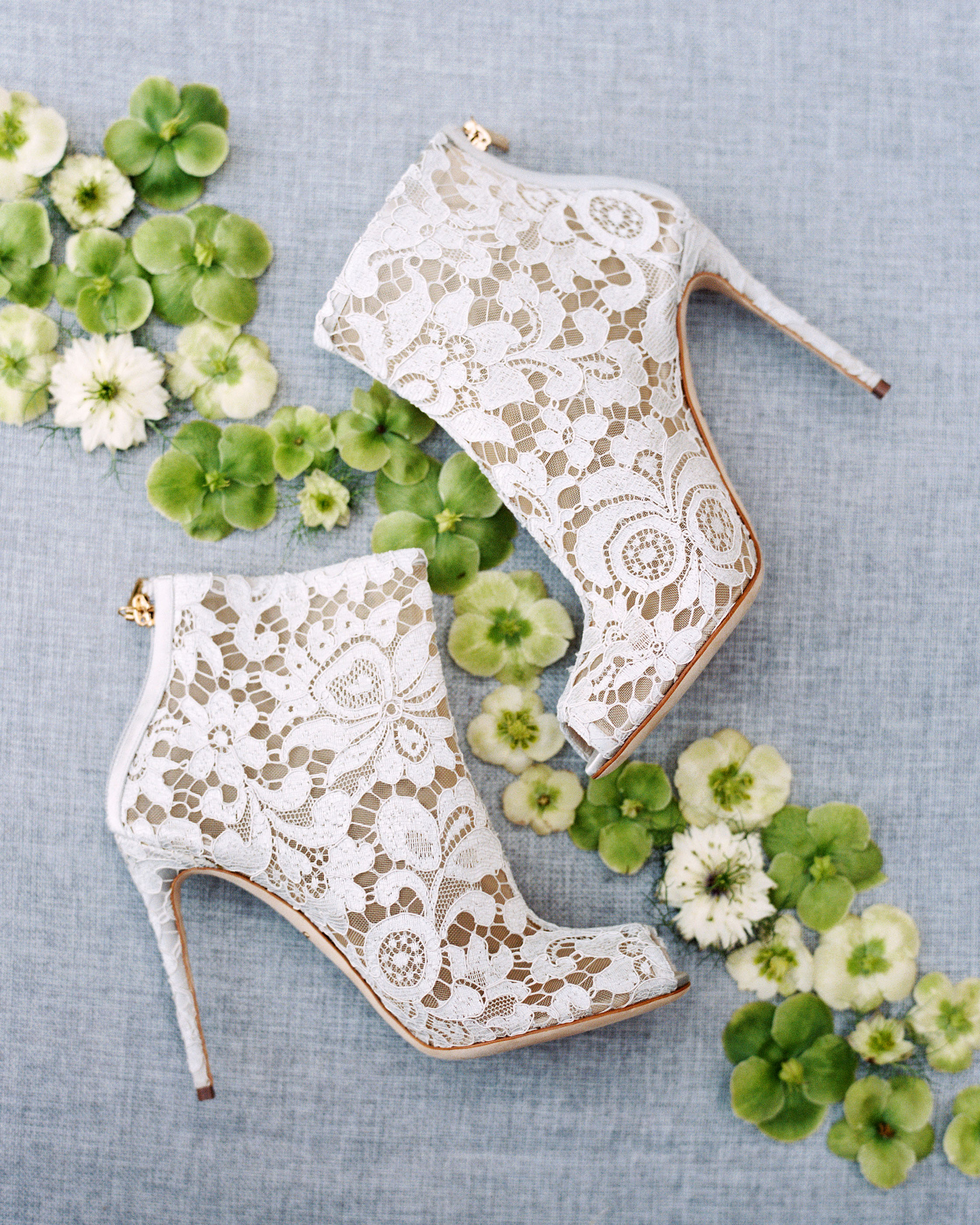 The Best Bridal Boots And Booties For Your Wedding Day Martha