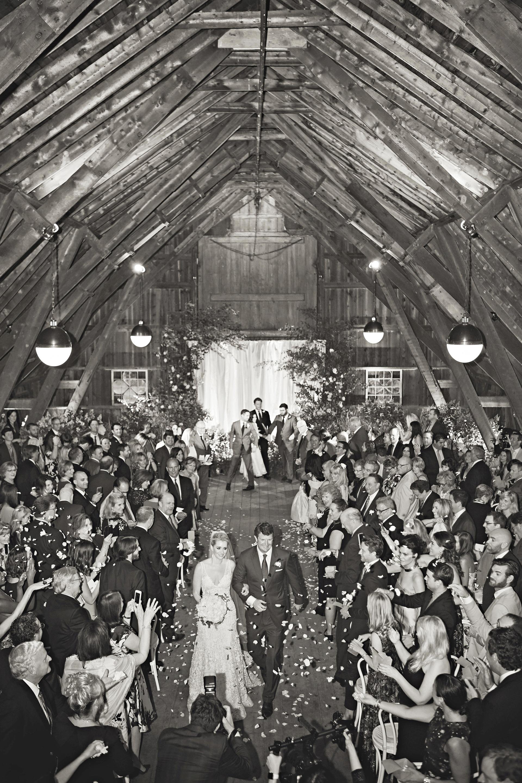 joyann jeremy wedding ceremony recessional