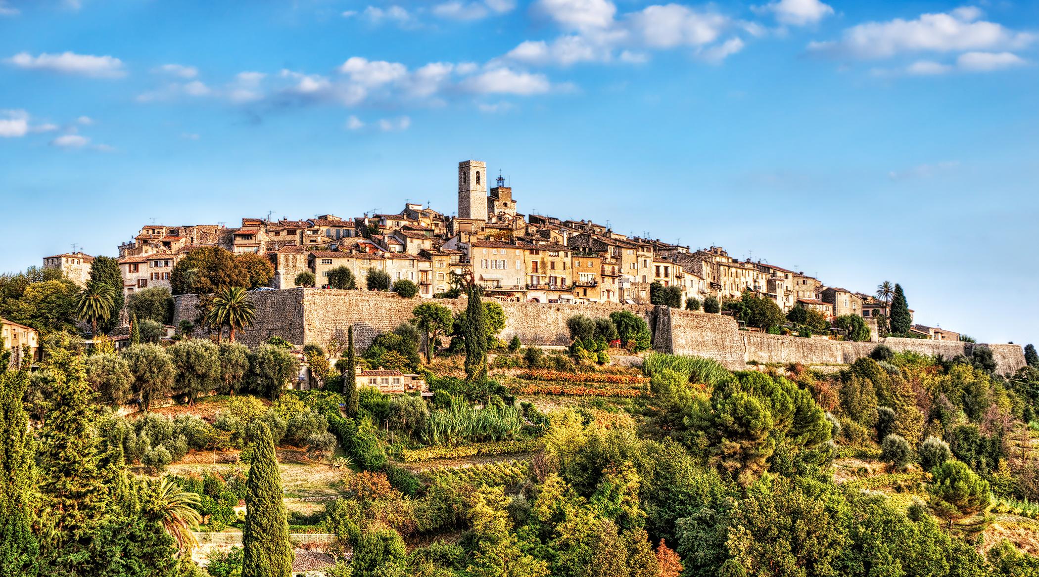 romantic destination france saint paul de vence