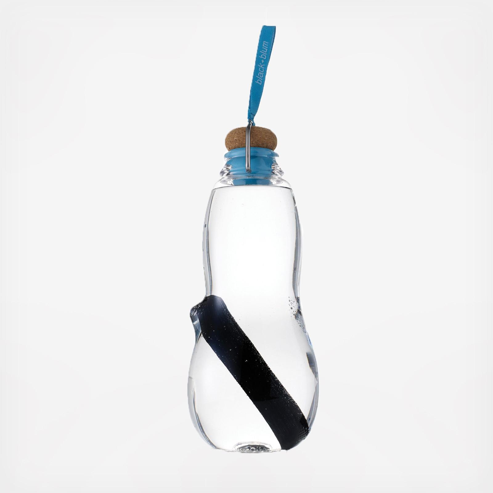 black blum water bottle