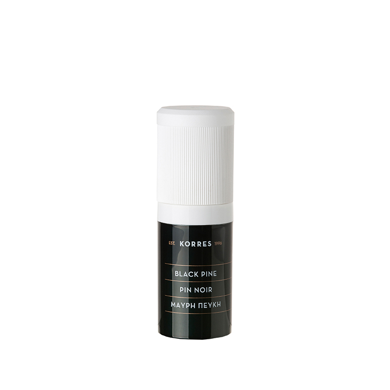 korres black pine eye cream