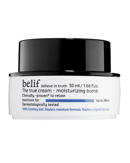 belif true cream moisturizing