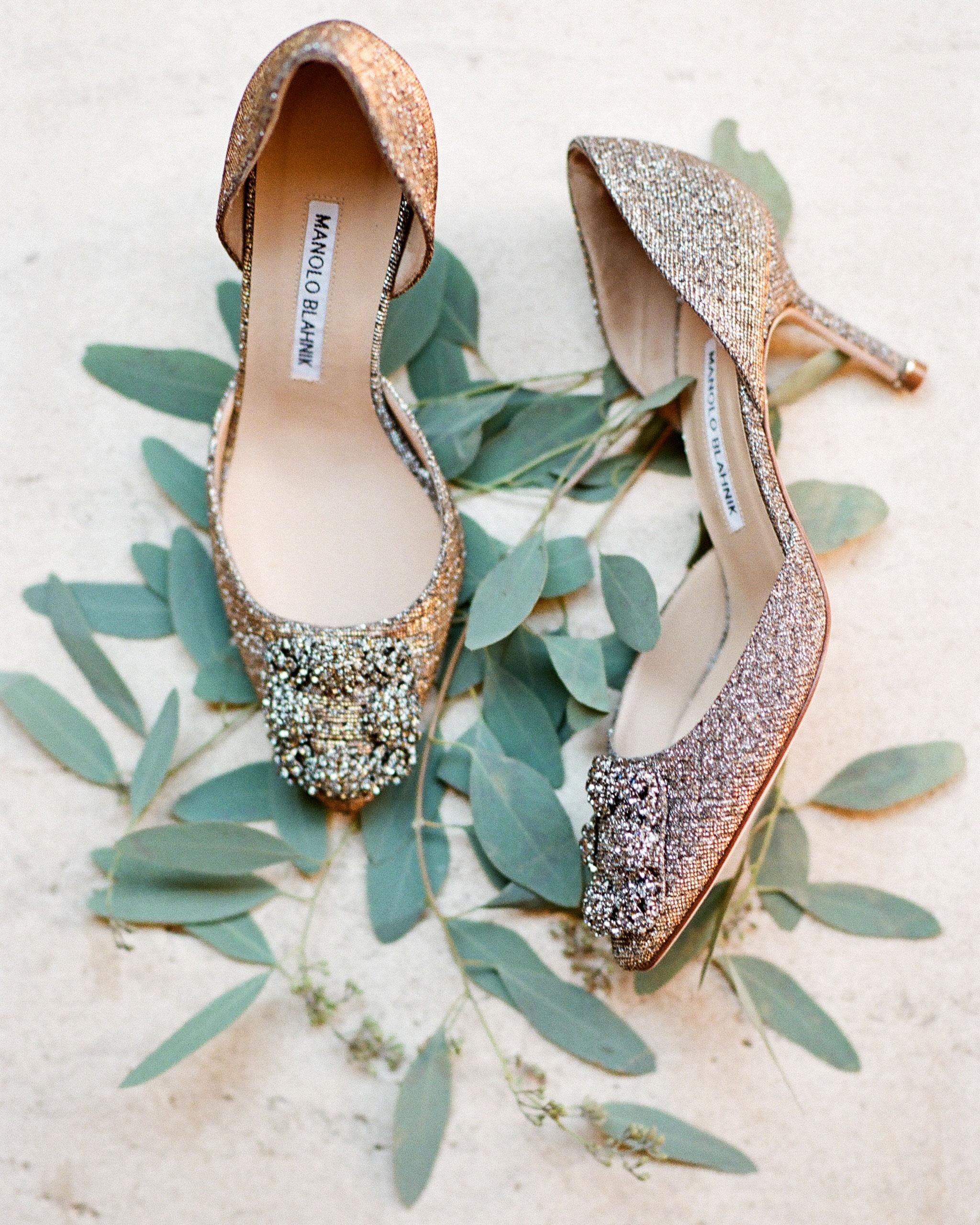 addie alex wedding shoes manolo