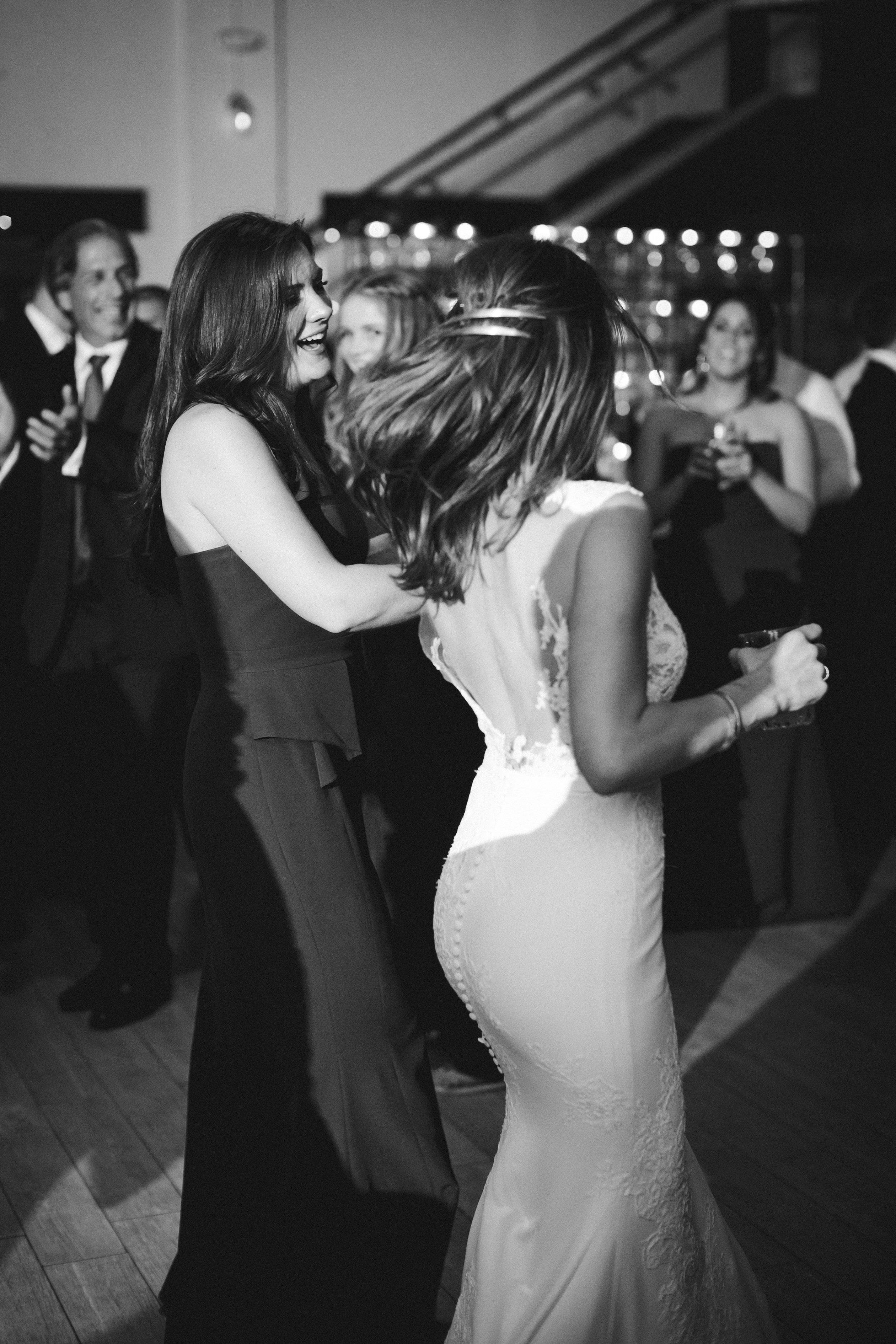 meaghan mark wedding reception dancing