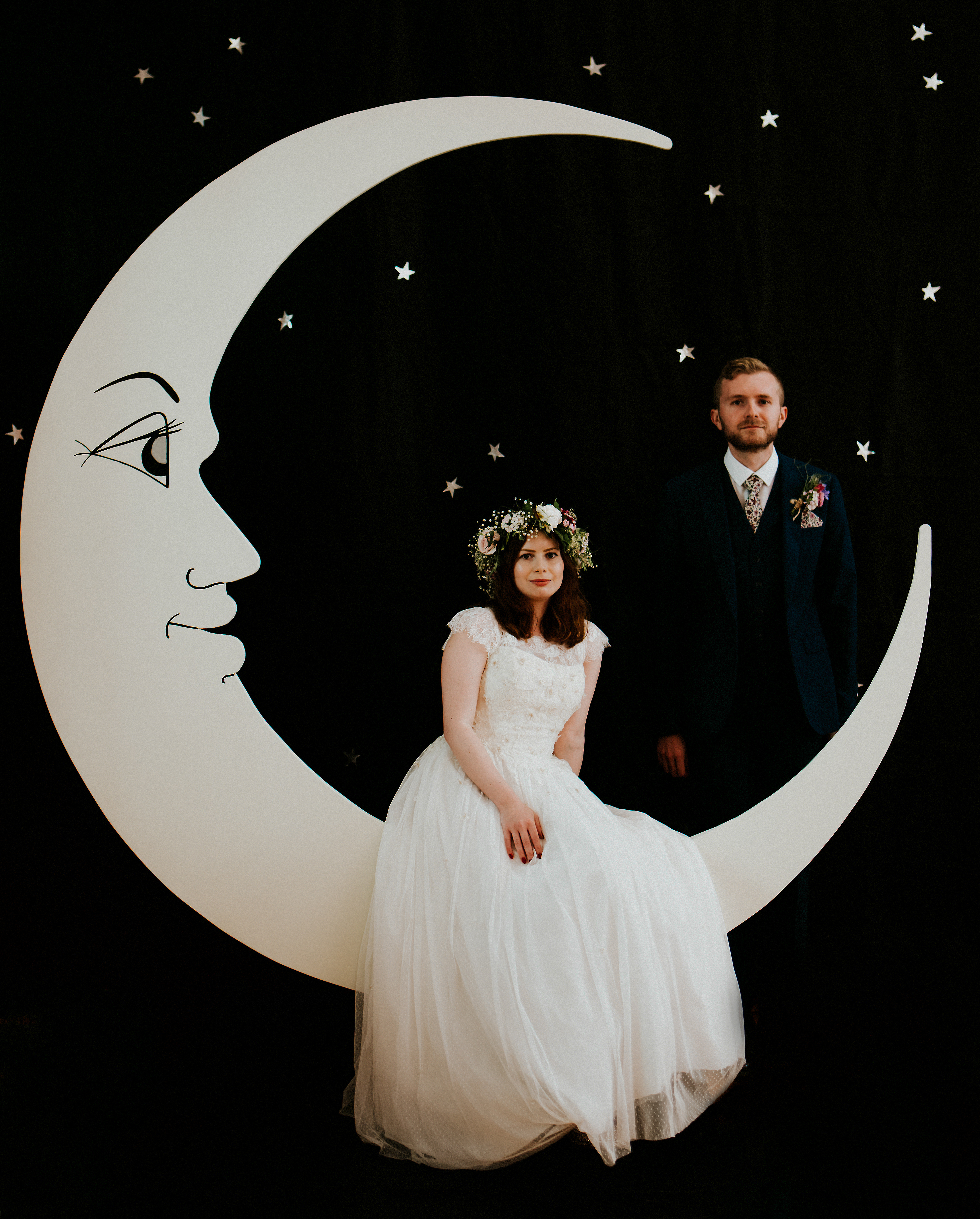 celestial photo booth
